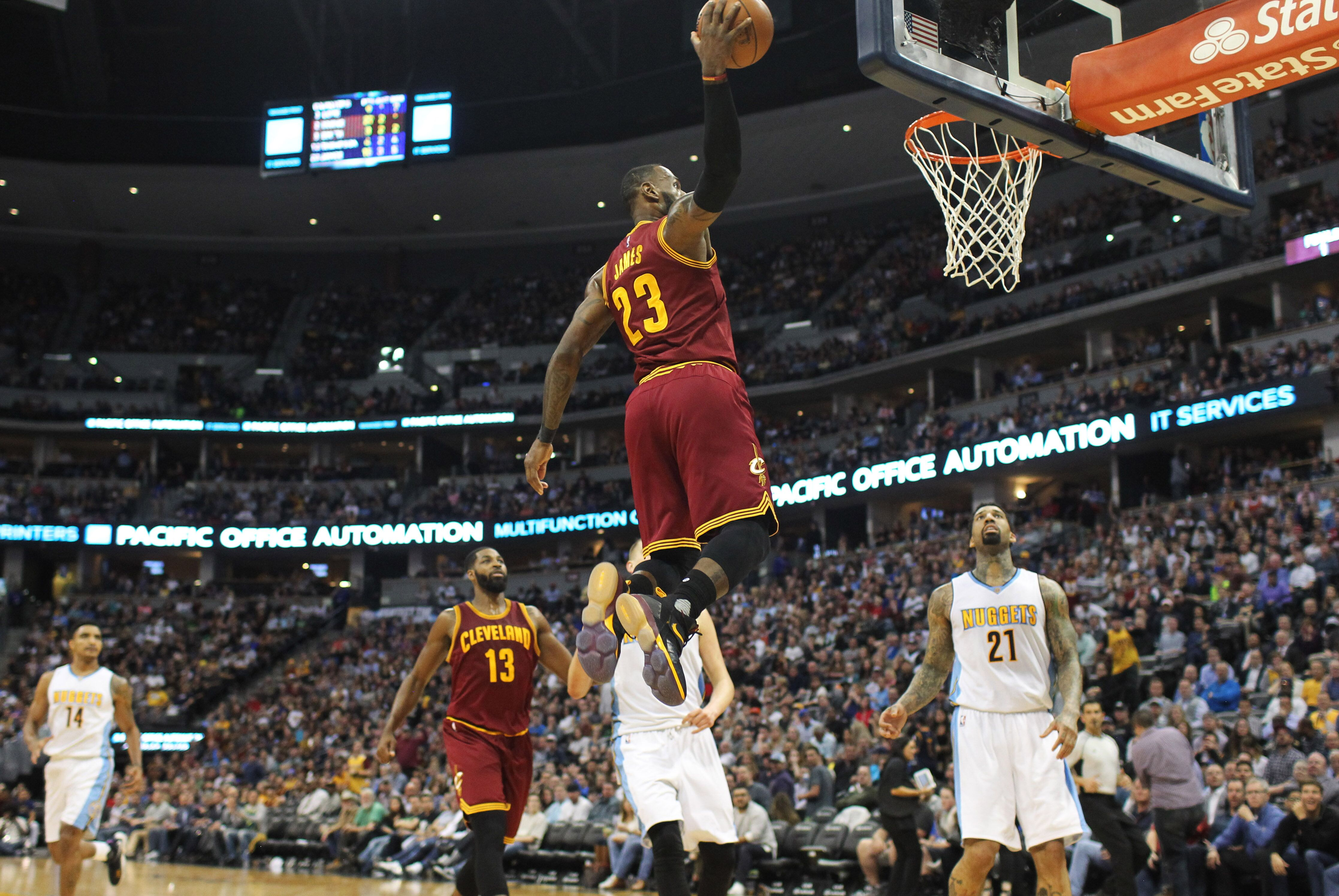 Nba Mvp Lebron James Is A Prime Examples That Numbers