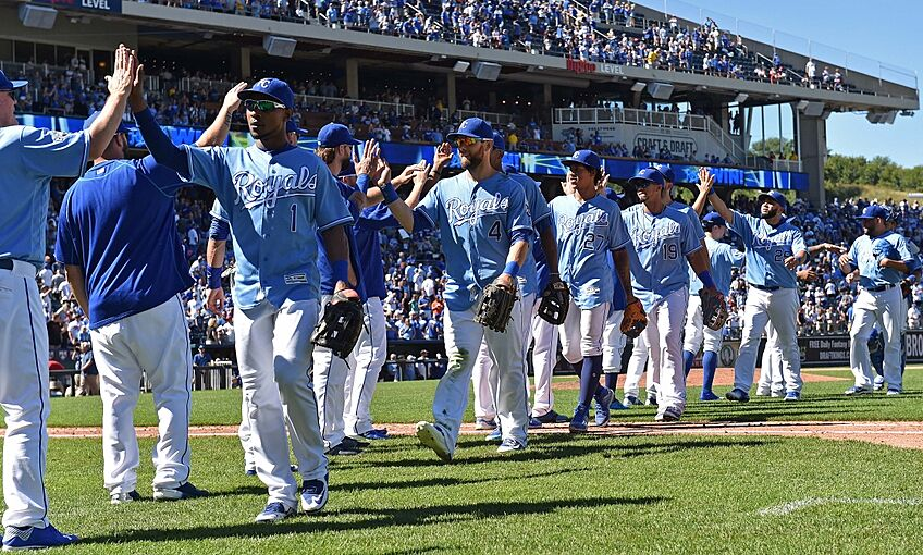 KC Royals Are Ready For Sprint To The Finish Line