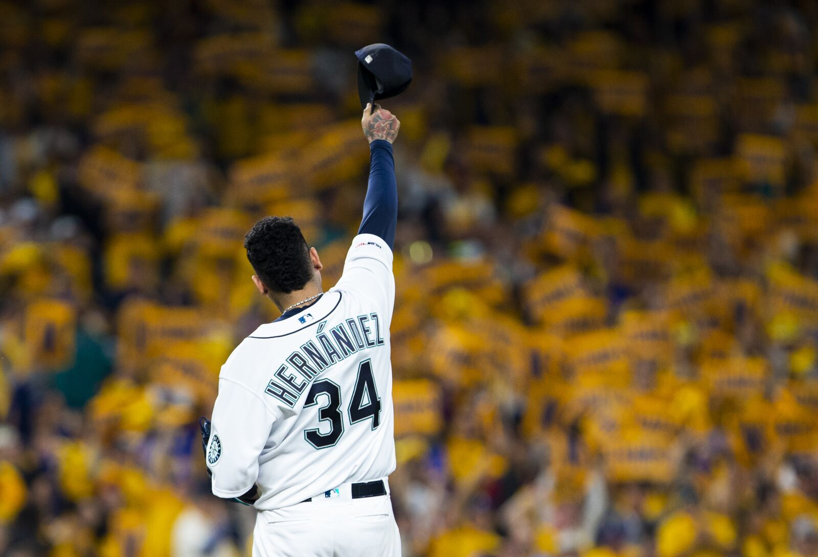 Kansas City Royals: Making the case, Mariners free agents