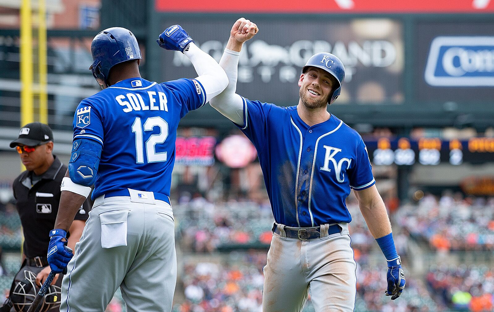 Home Runs 2020.Royals Candidates To Hit 20 Home Runs In The 2020 Season