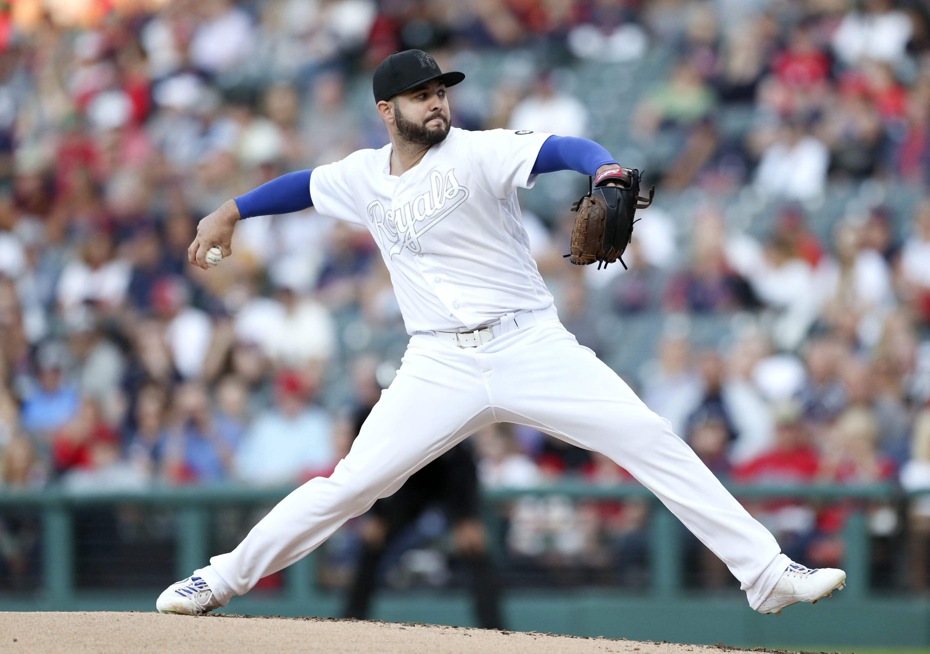 Kansas City Royals: Jake Junis roughed up by Indians again