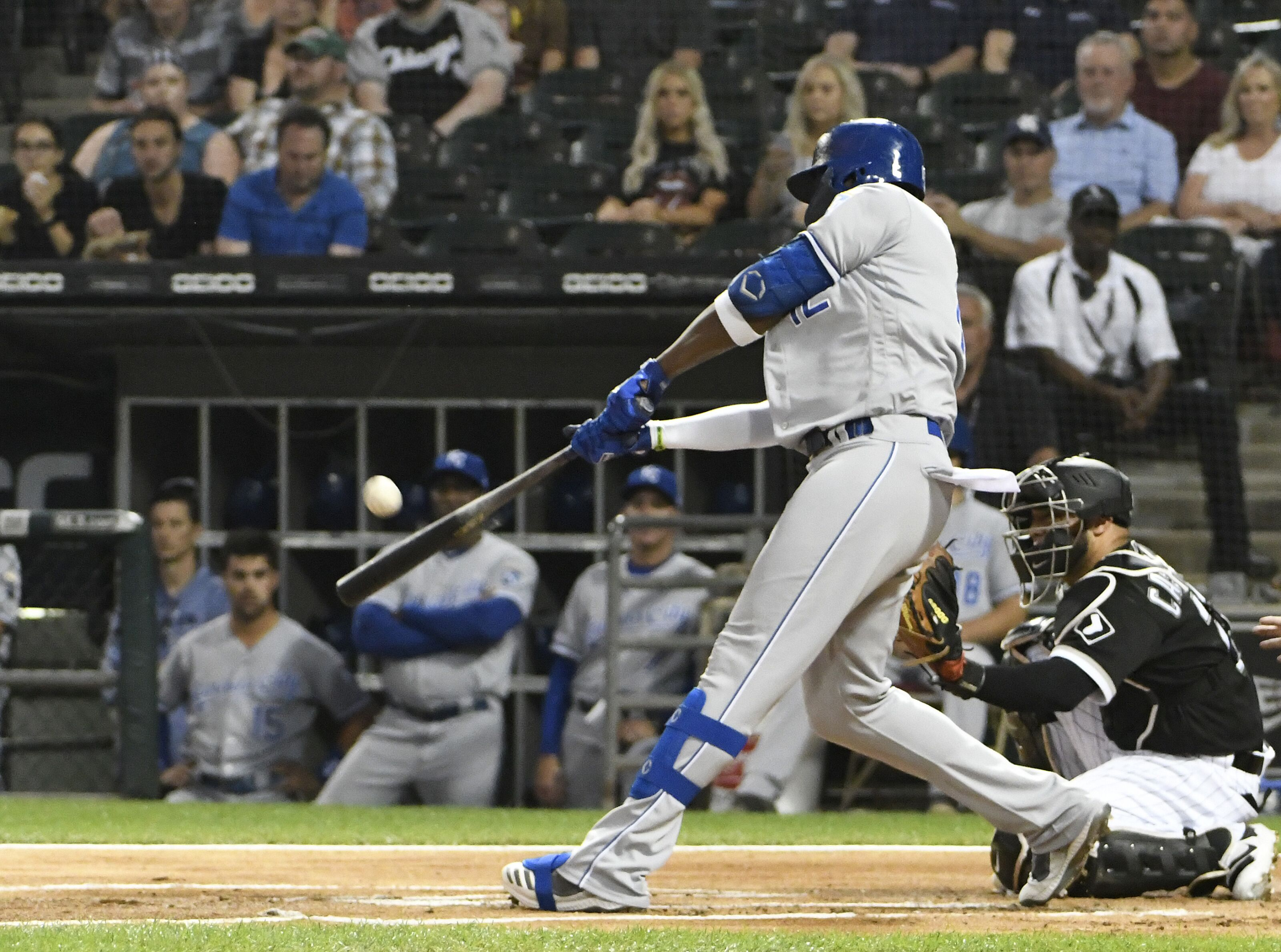 "Kansas City Royals: Yost on Soler ""Umpires wrong, he's right"""