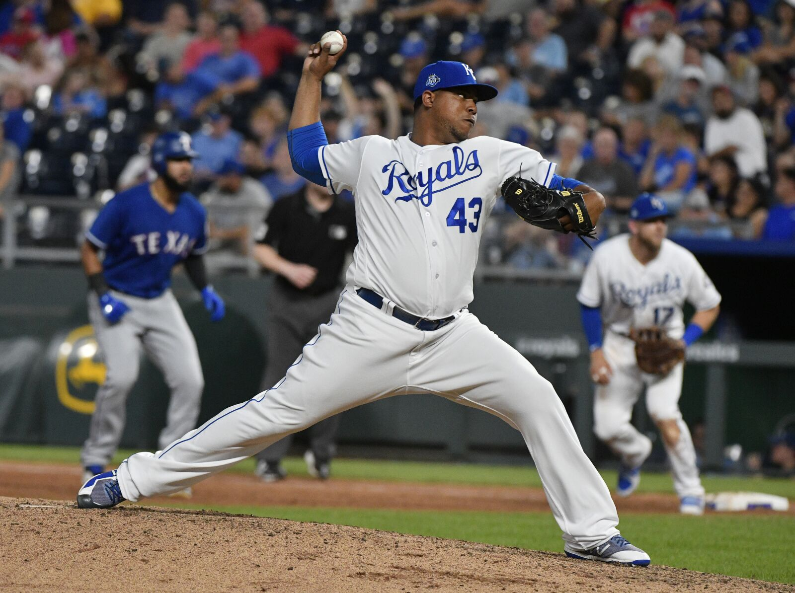 Image result for wily peralta royals