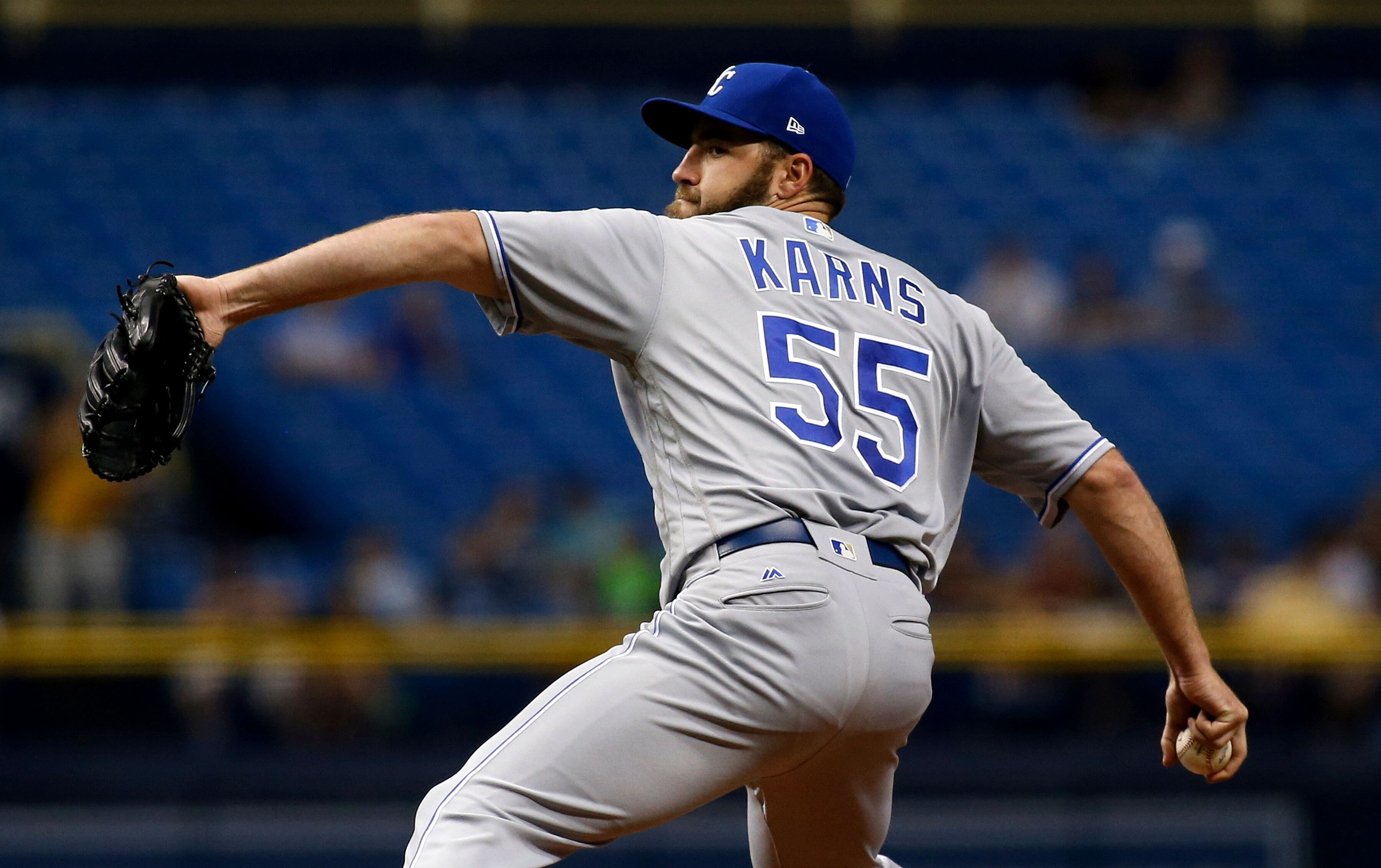 Image result for Nate Karns Royals
