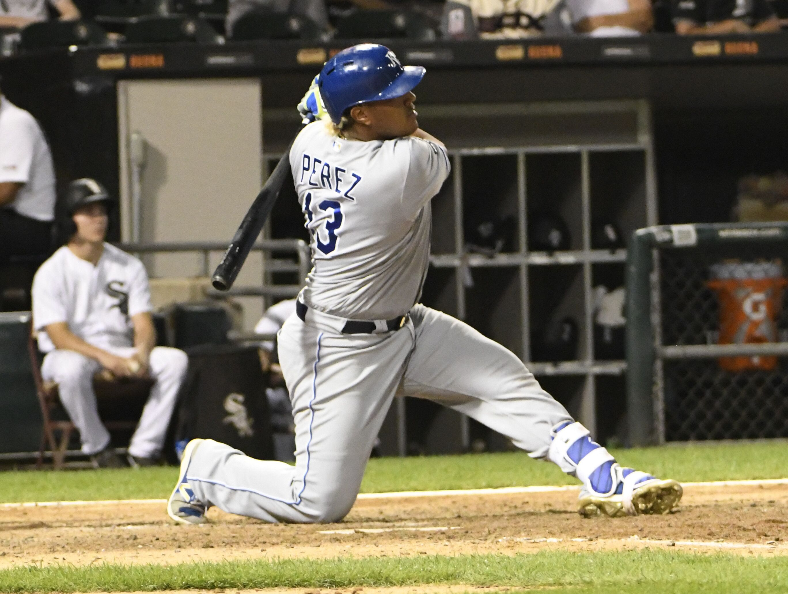 Image result for salvador perez 2018