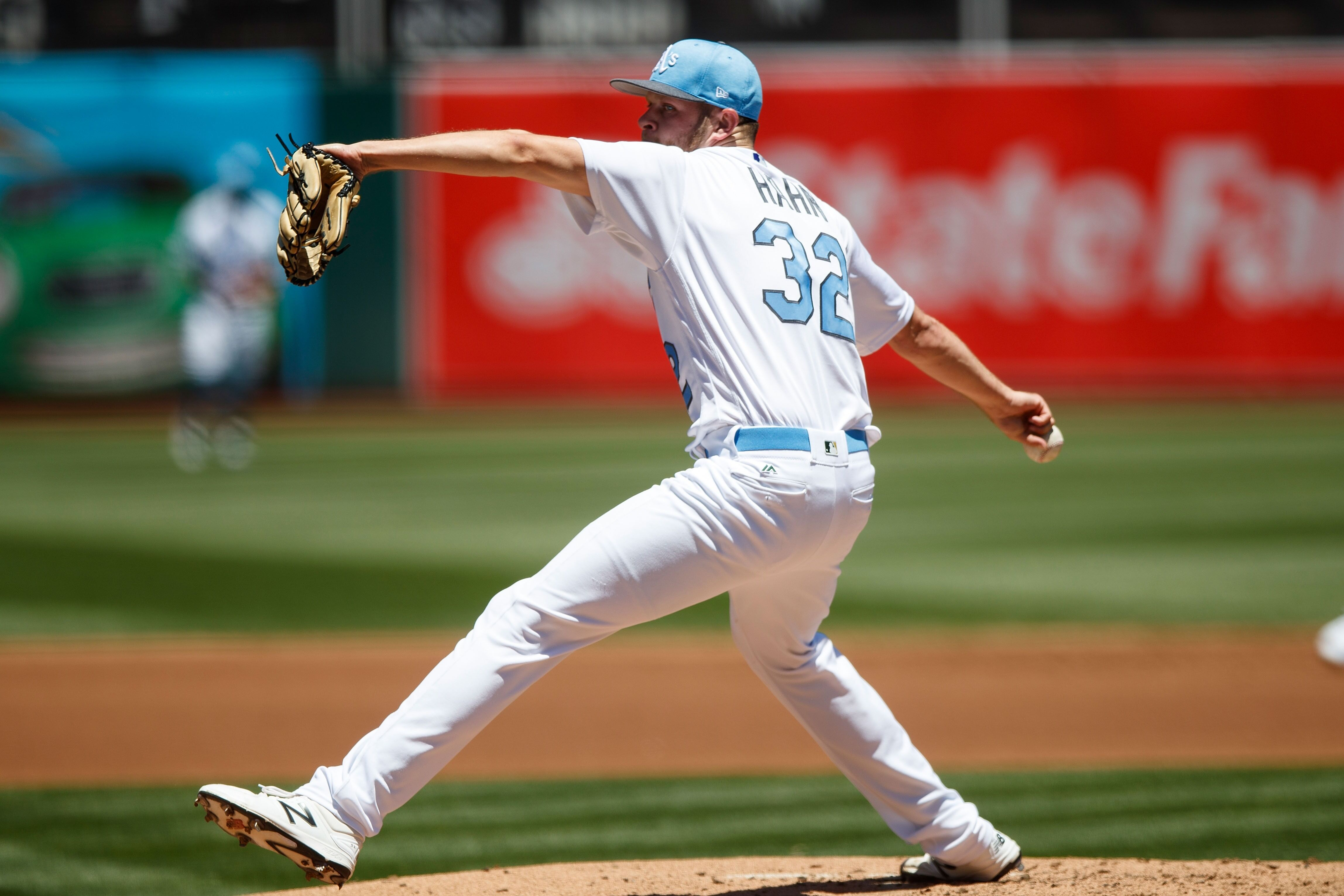 KC Royals: Jesse Hahn is facing immense pressure to perform