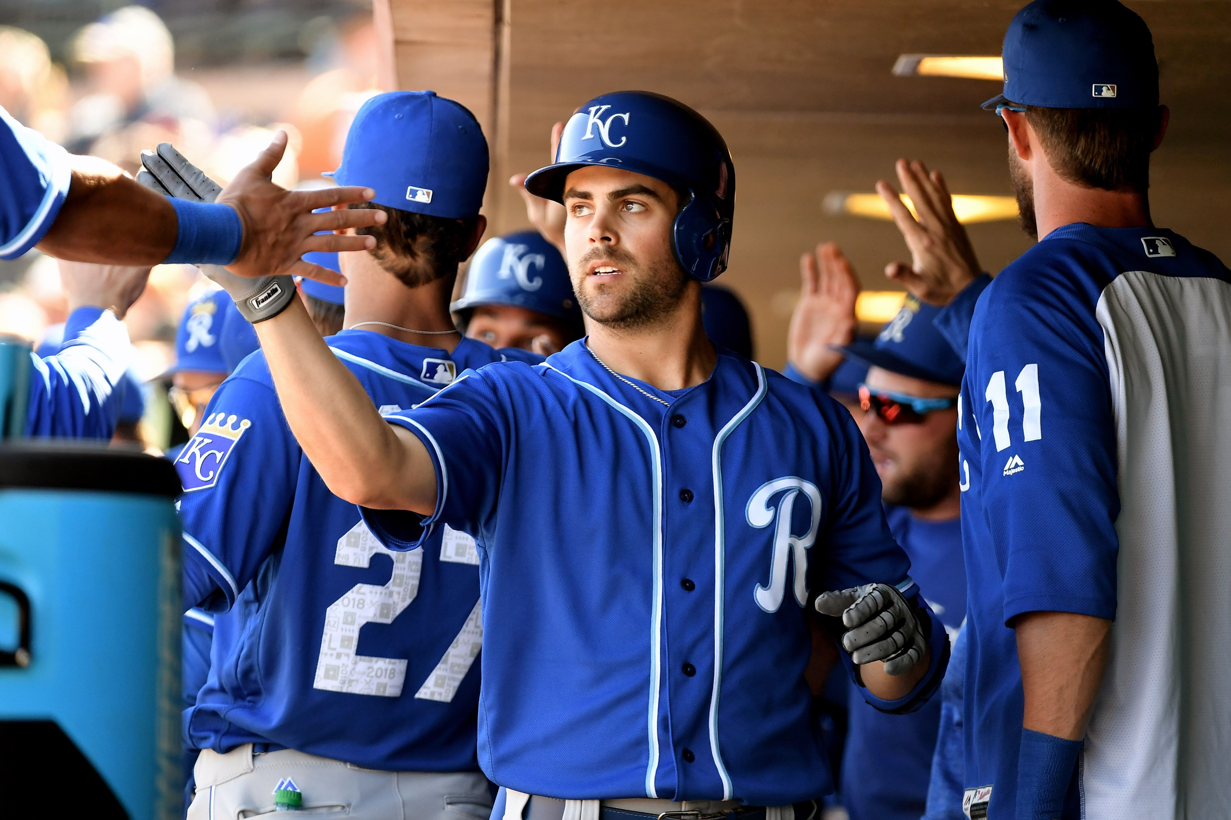 huge selection of 0e936 5e302 Kansas City Royals: How Whit Merrifield's Contract Impacts ...