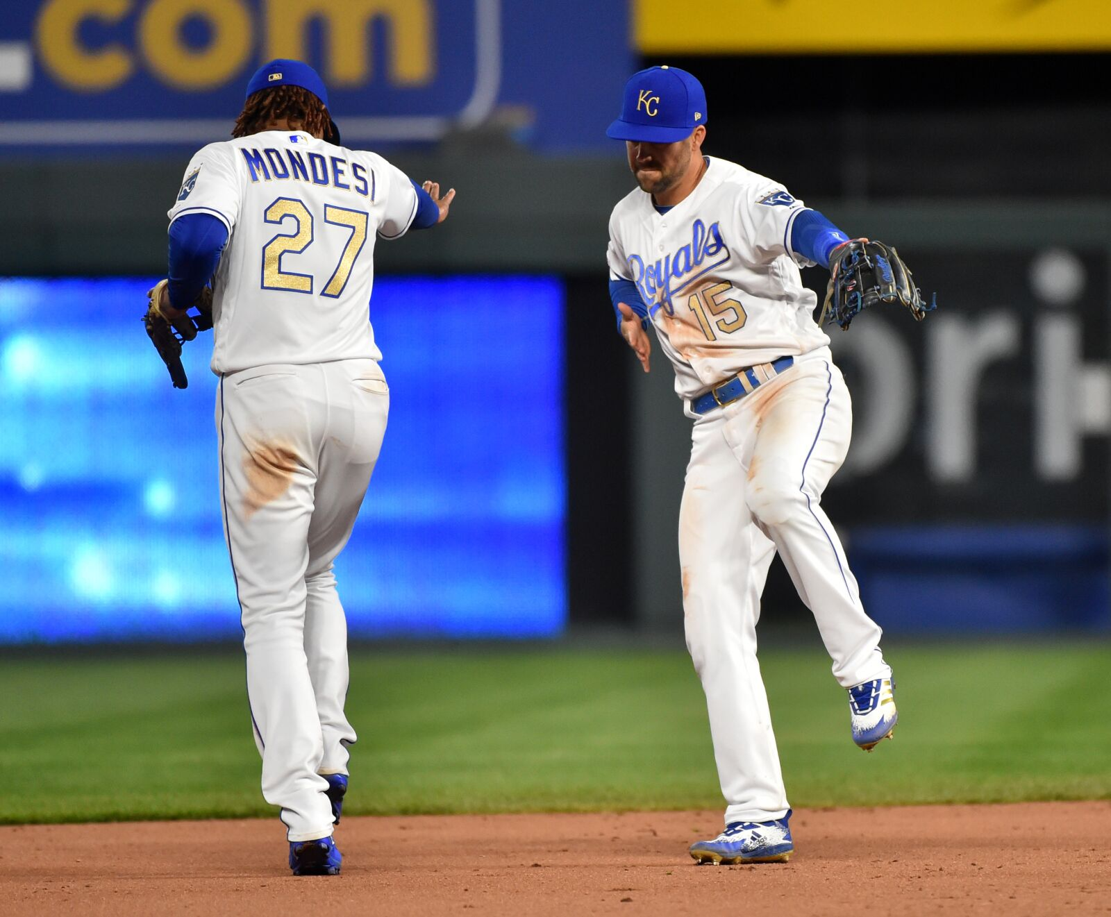 Kansas City Royals: Year-end review, infielders