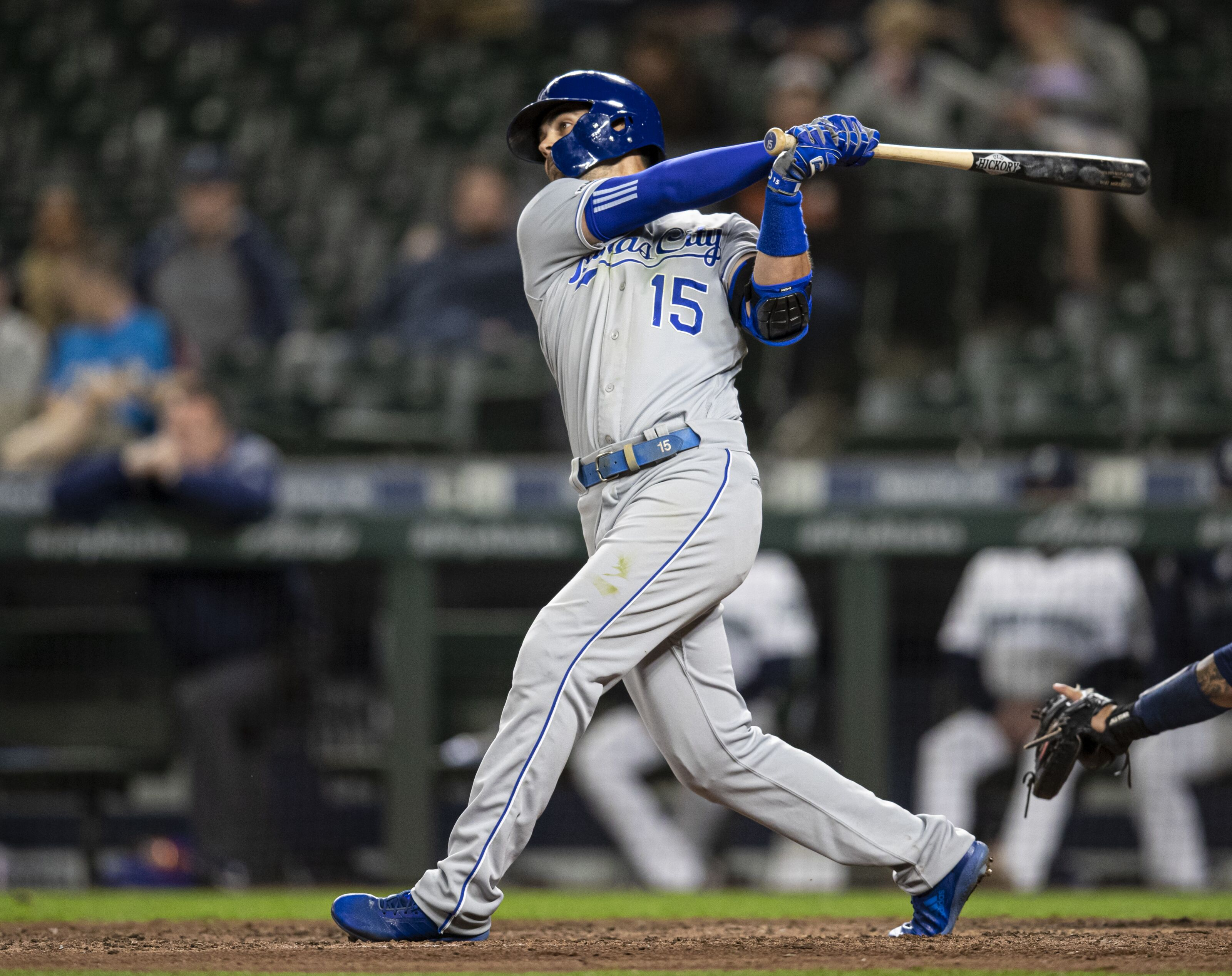 Kansas City Royals: Bad luck and good luck hitting in 2019, Part 1