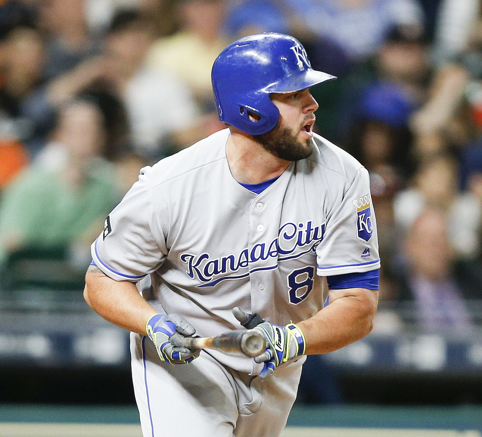 Royals: Farewell to you, Mike Moustakas