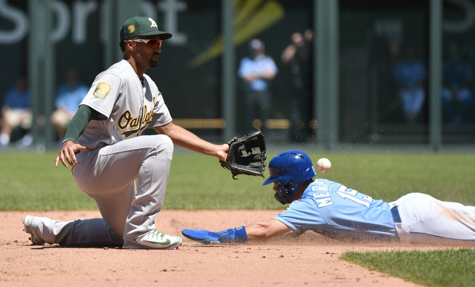 The KC Royals should note how the A's became the best team in the West