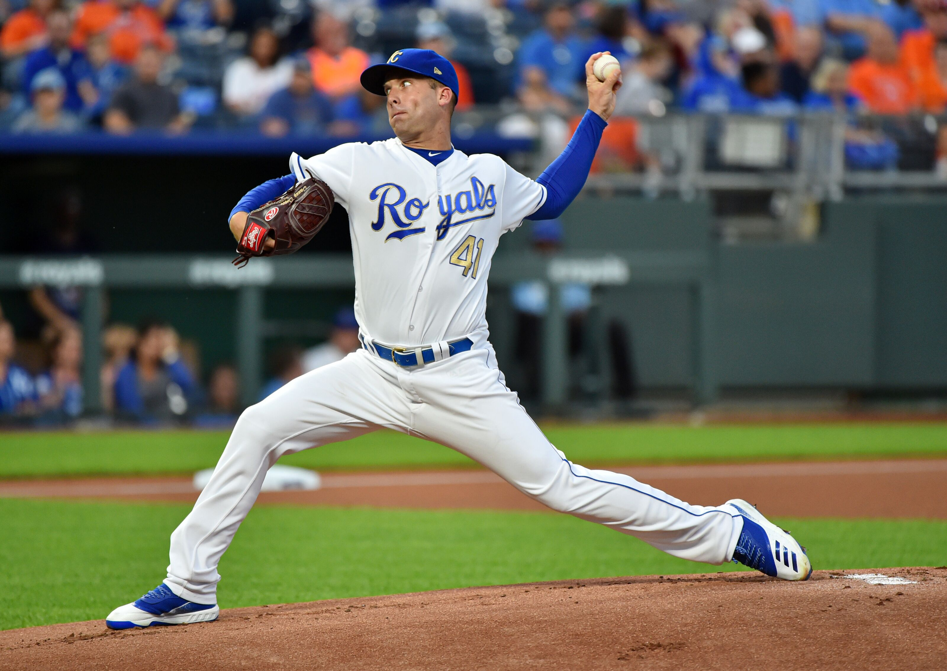 Kansas City Royals: Astros series proves team has long way to go