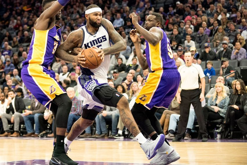 ebd7ce025ad Lakers Knocked Out By Cousins