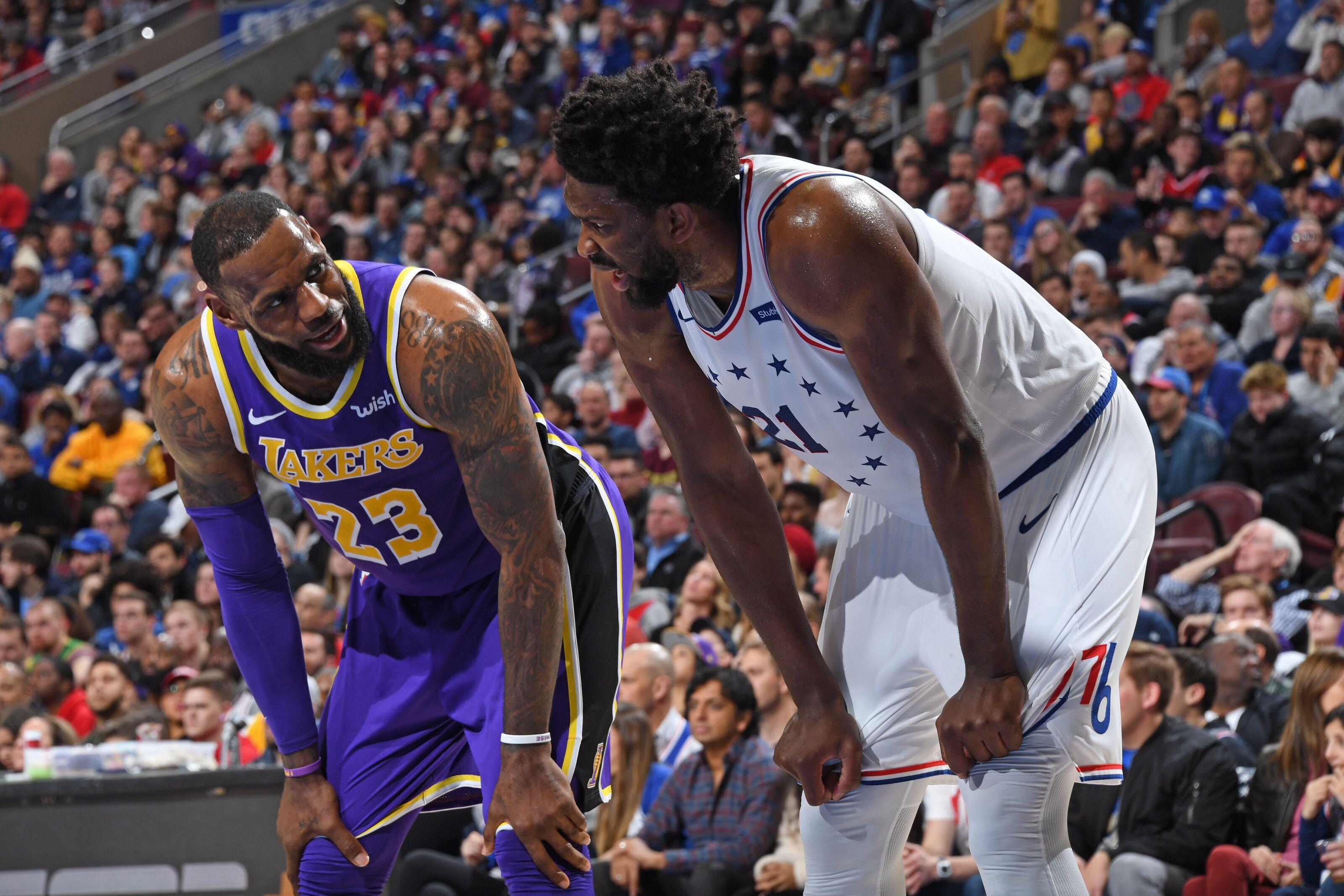 Los Angeles Lakers vs. Philadelphia 76ers: Game 46 preview, tv, gambling information