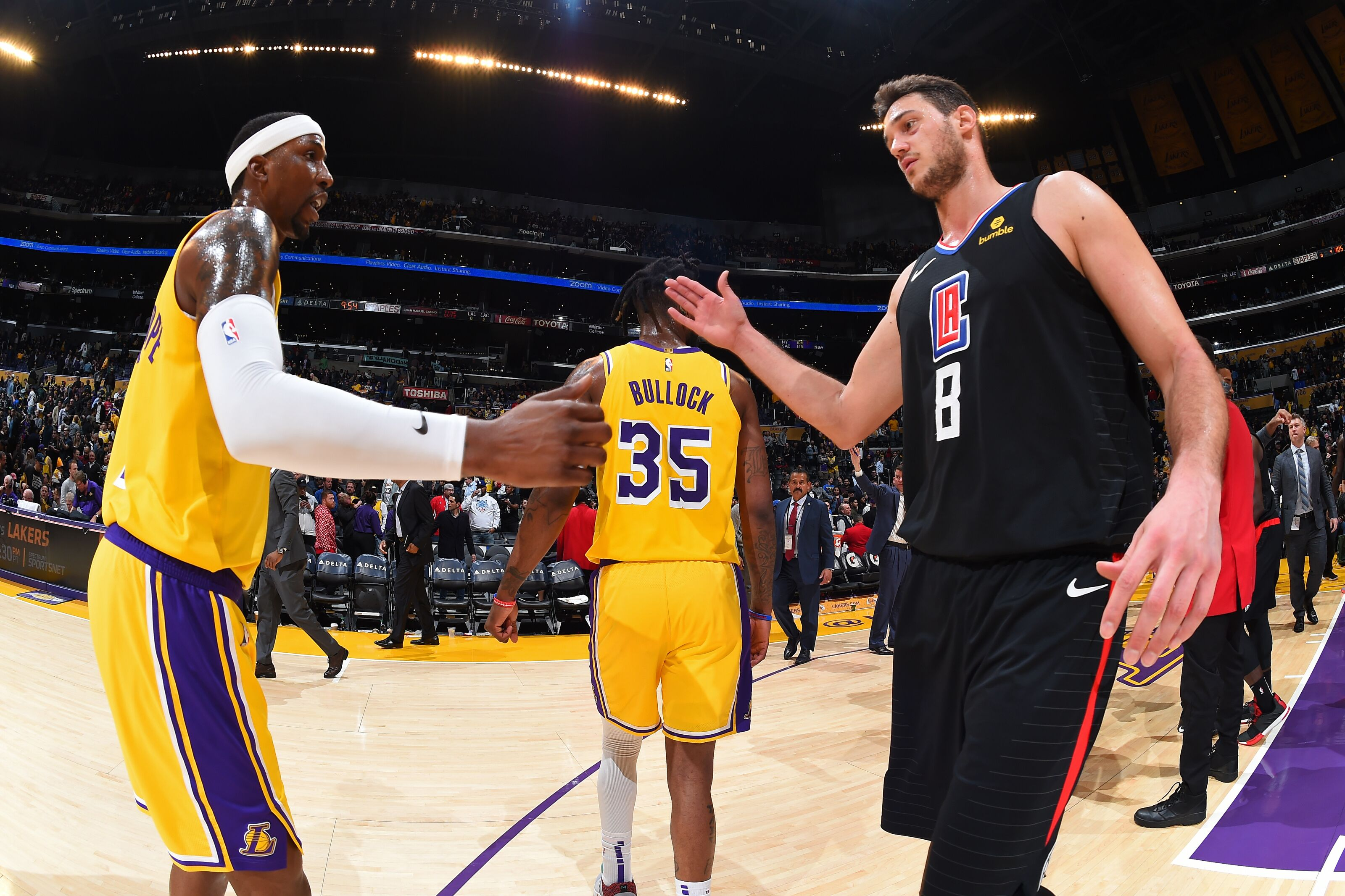 Lakers Rumors: Agents believe Clippers are better landing spot