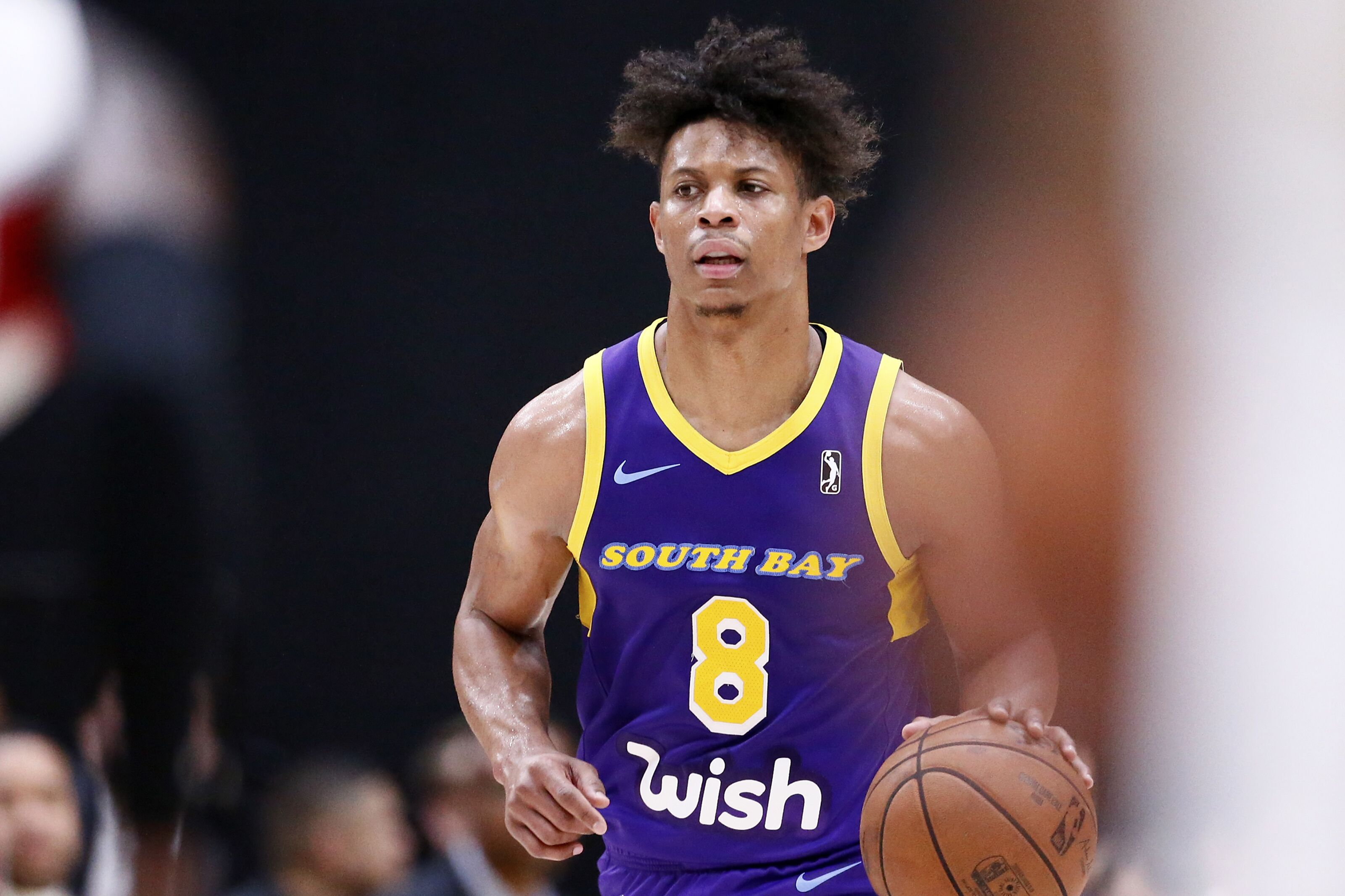 Los Angeles Lakers signing Scott Machado to 10-day contract