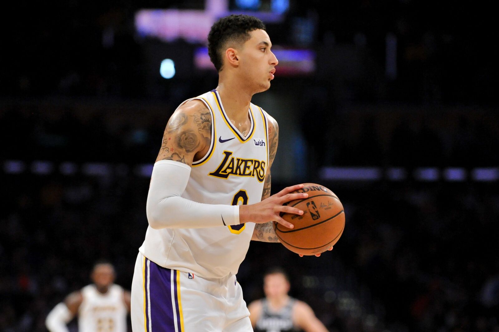 Los Angeles Lakers: Five weaknesses from 2018-19 that Kyle Kuzma will improve in 2019-20
