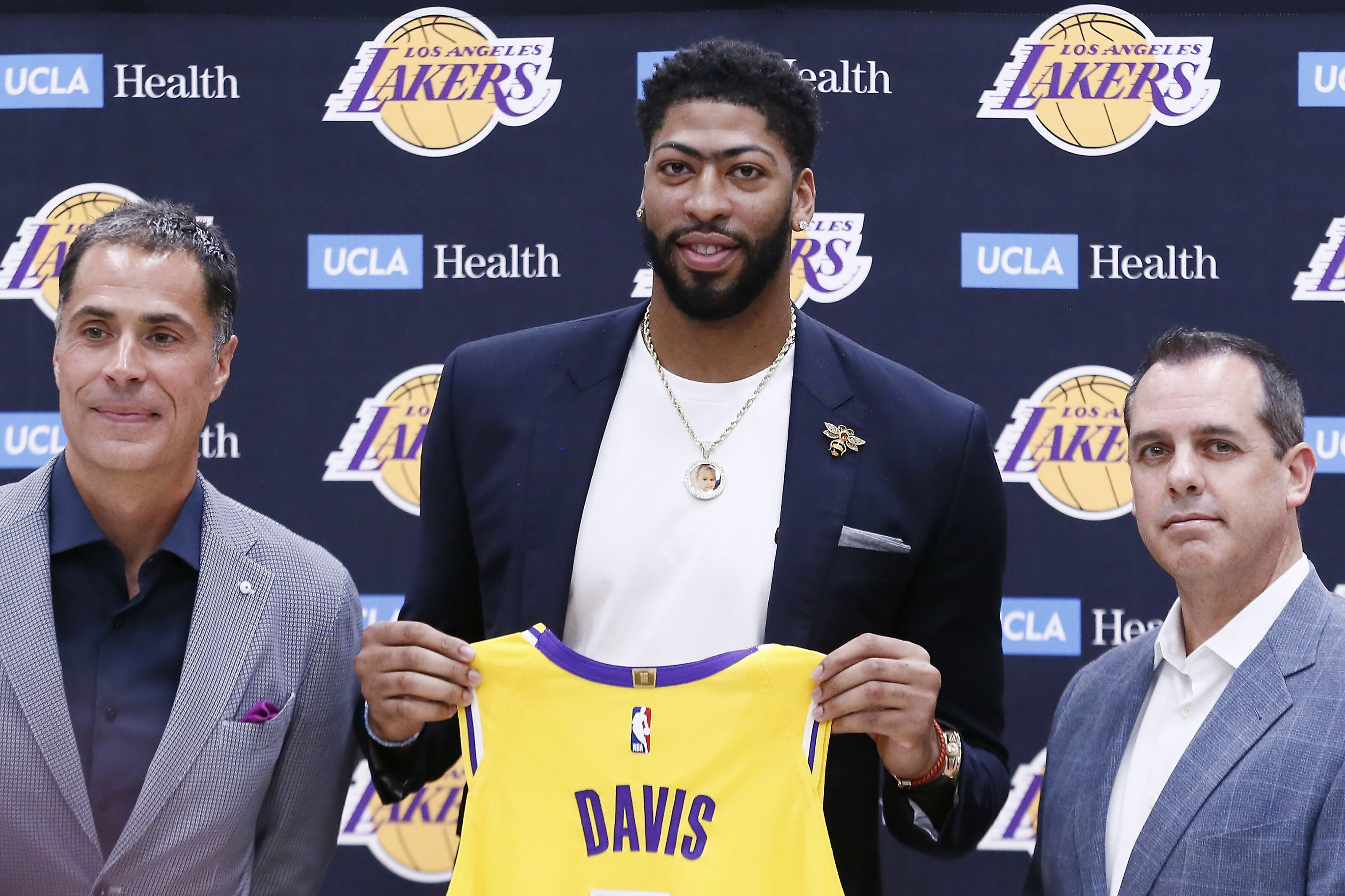 Los Angeles Lakers: Anthony Davis will become best power forward in franchise history