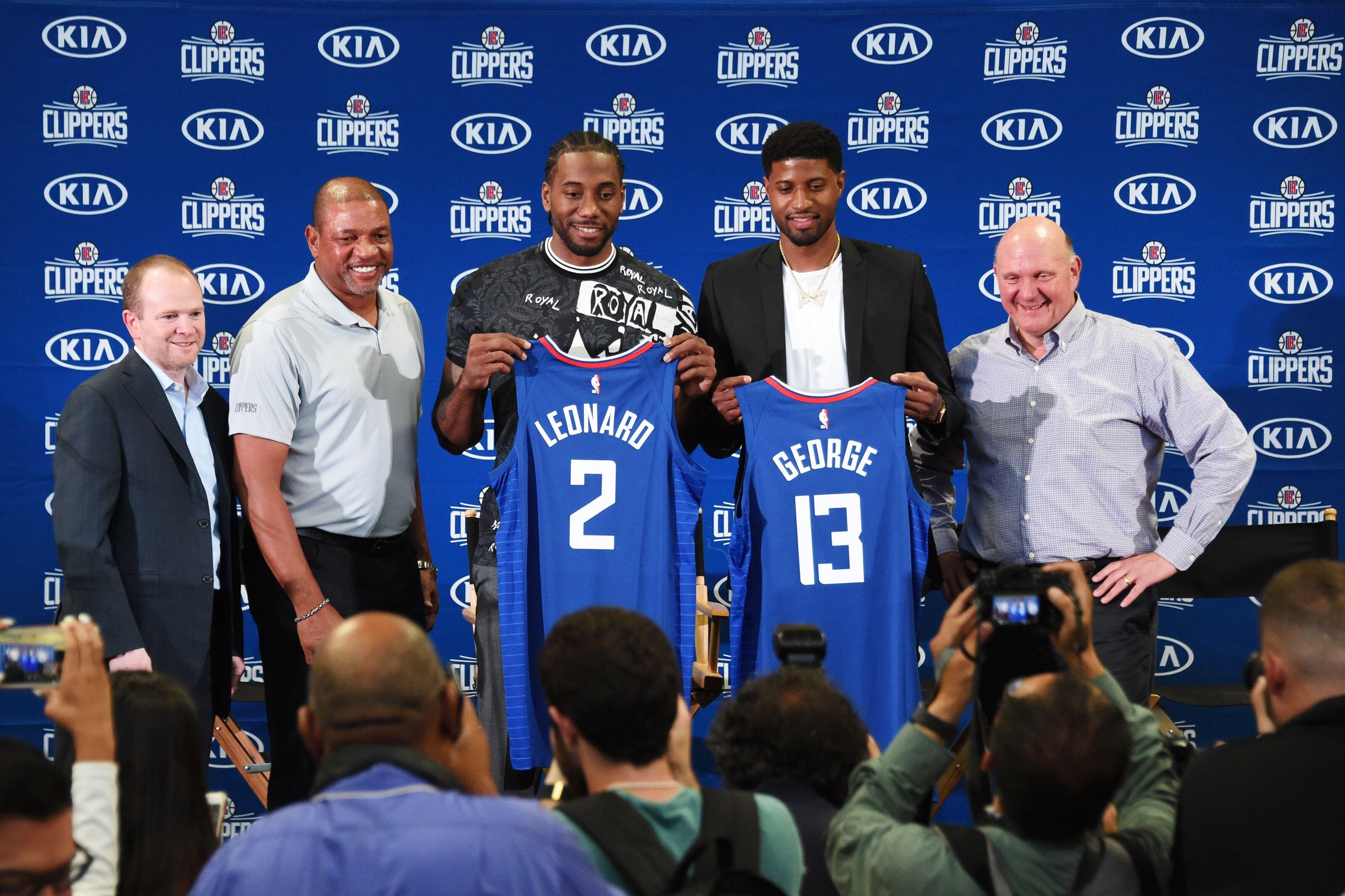 Los Angeles Lakers: Doc Rivers speaks about Kawhi Leonard choosing Clippers