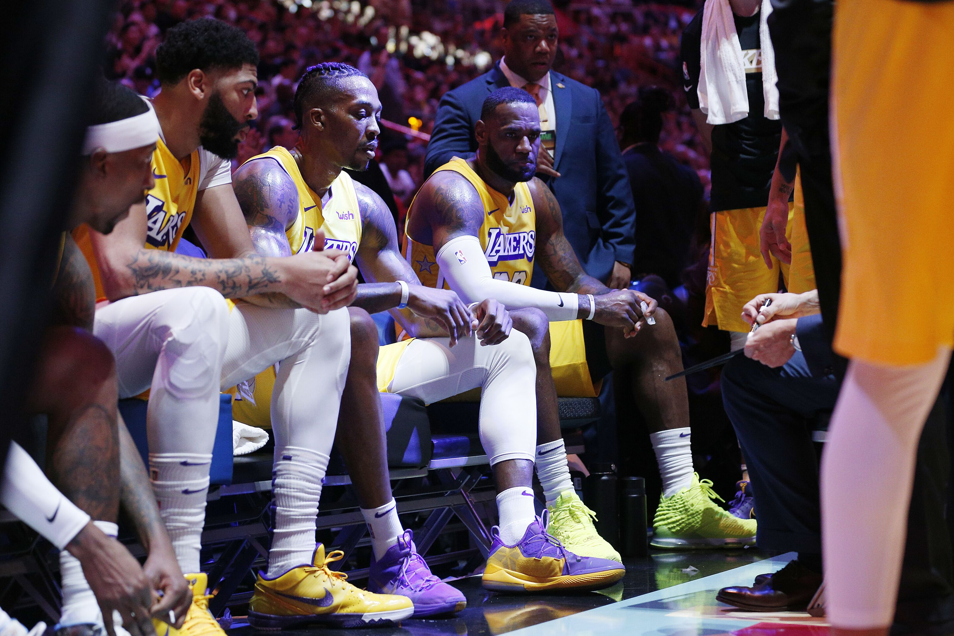 Los Angeles Lakers will be well represented at 2020 NBA All-Star Weekend