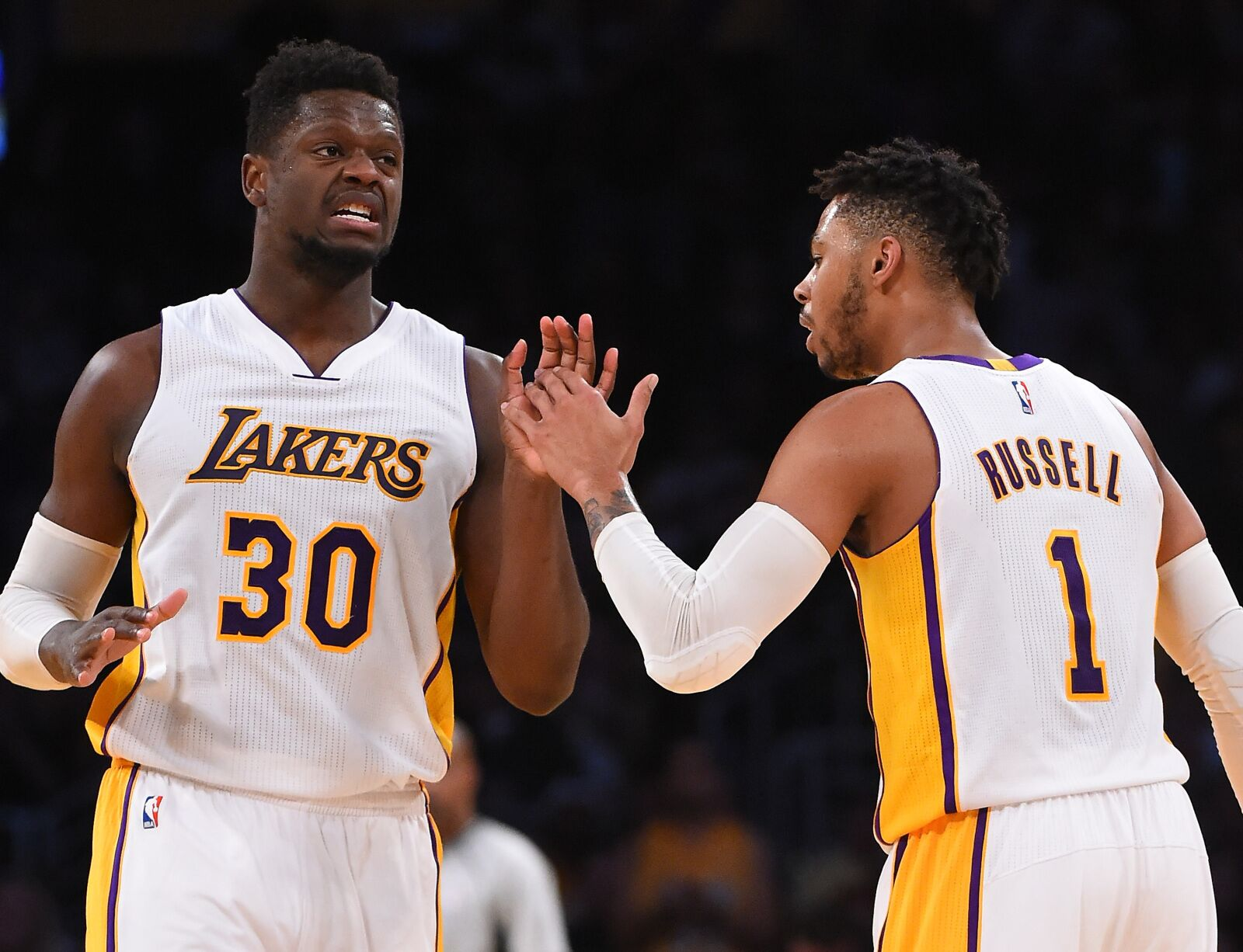 Los Angeles Lakers: Why have D'Angelo Russell, Julius Randle flourished elsewhere