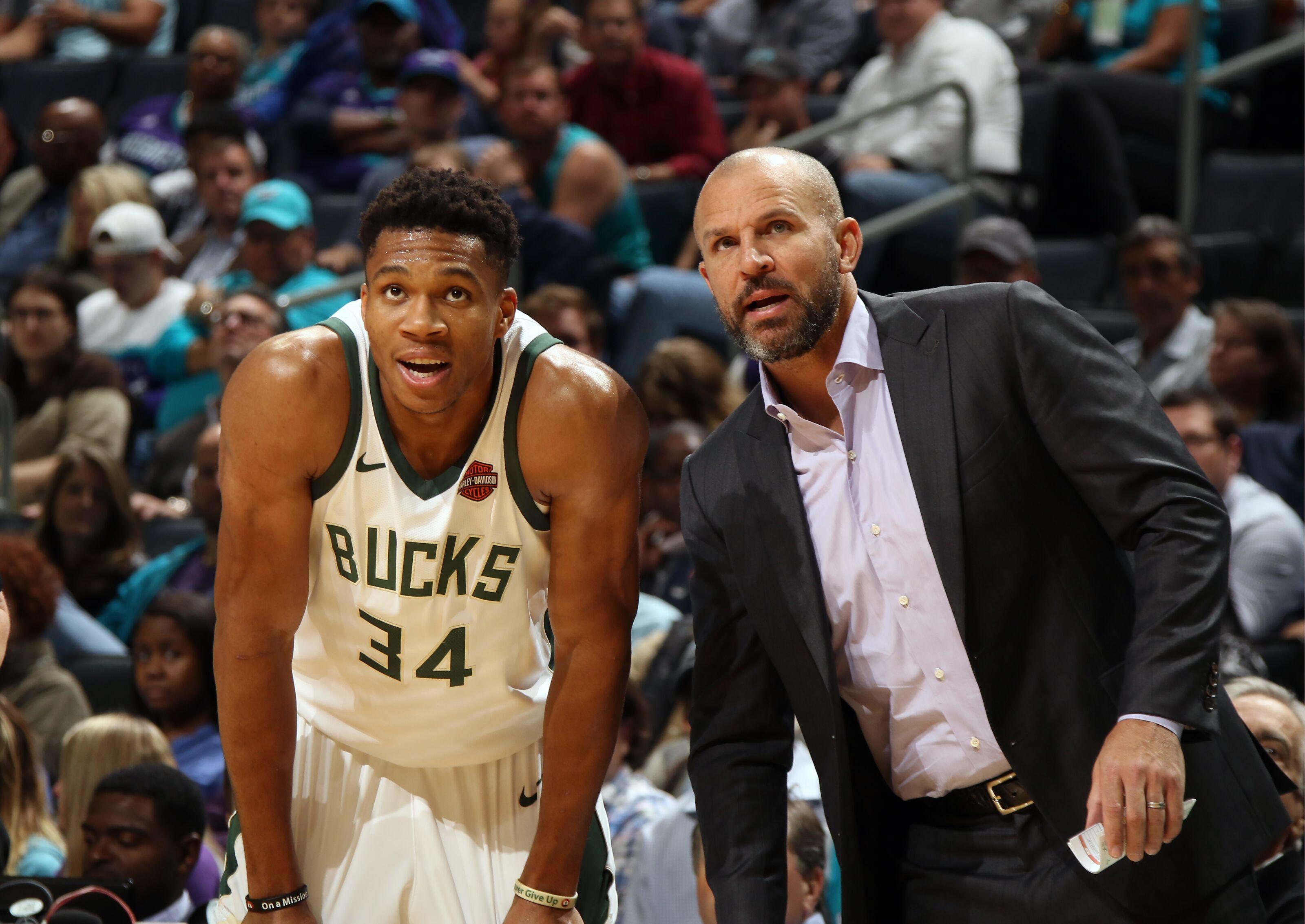 Lakers Rumors: Jason Kidd was hired to recruit Giannis Antetokounmpo