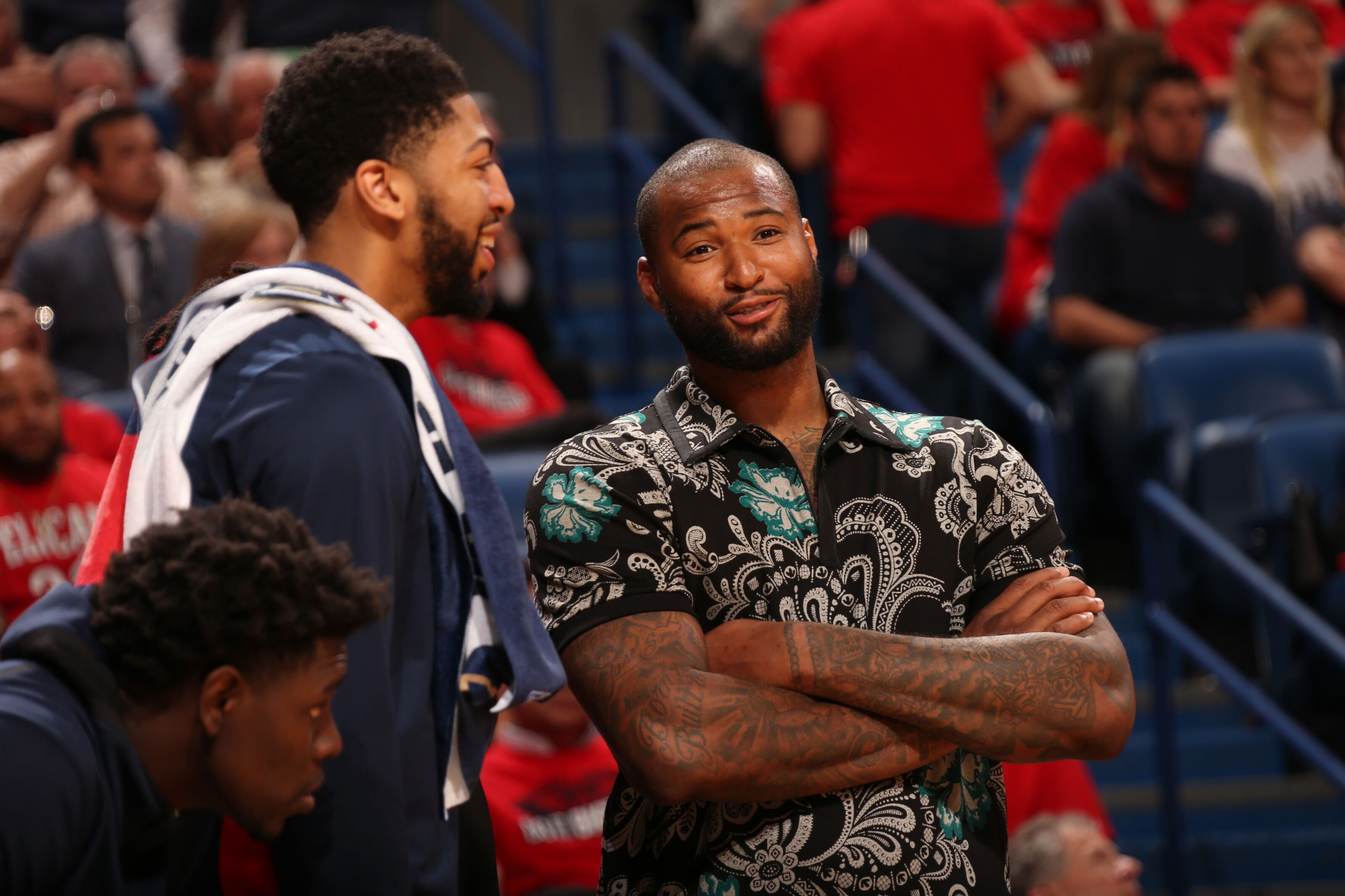 Los Angeles Lakers: Will they have a Big 3 with DeMarcus Cousins hurt?