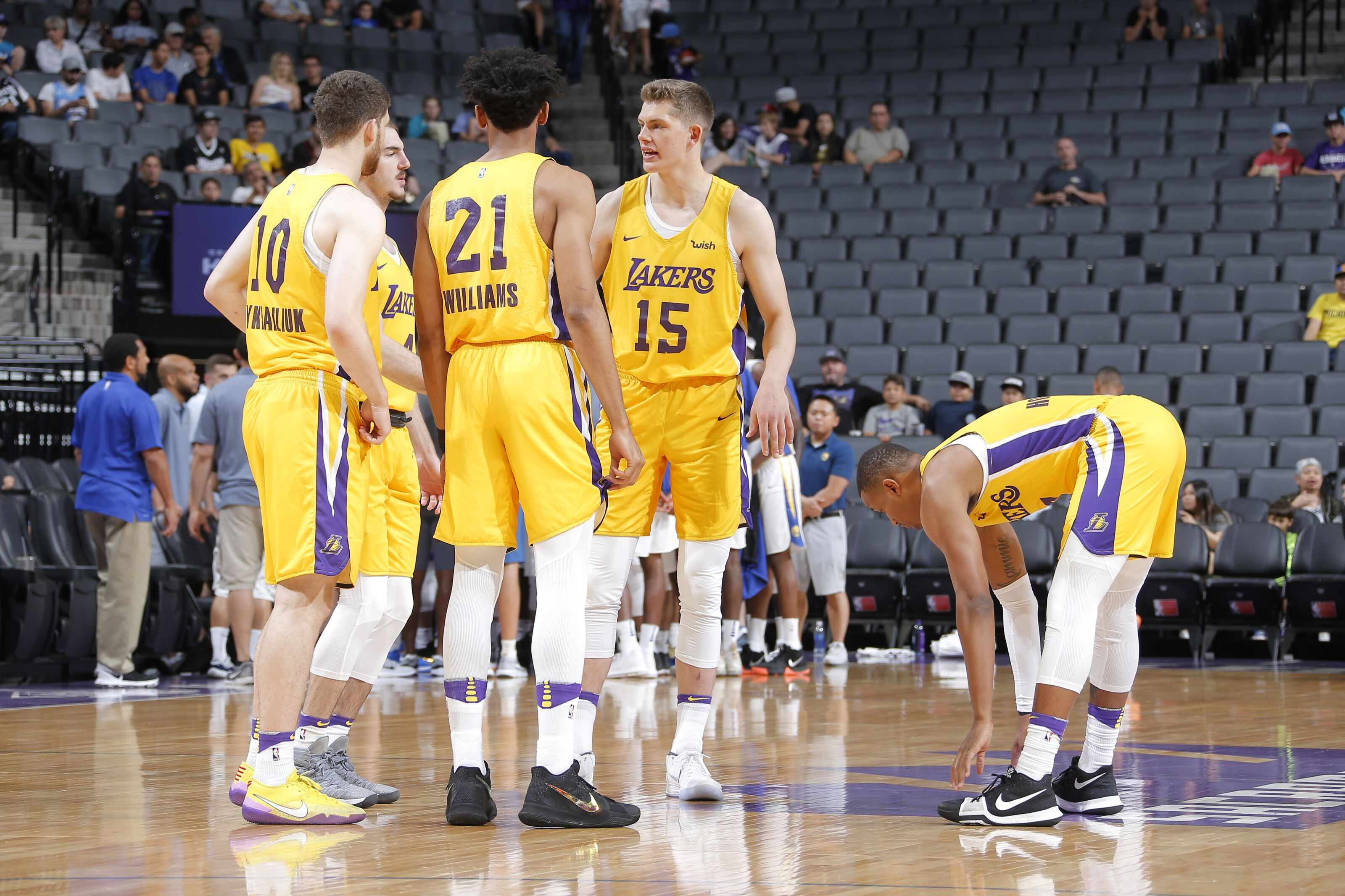 056c439d208e Los Angeles Lakers to participate in second annual California Classic