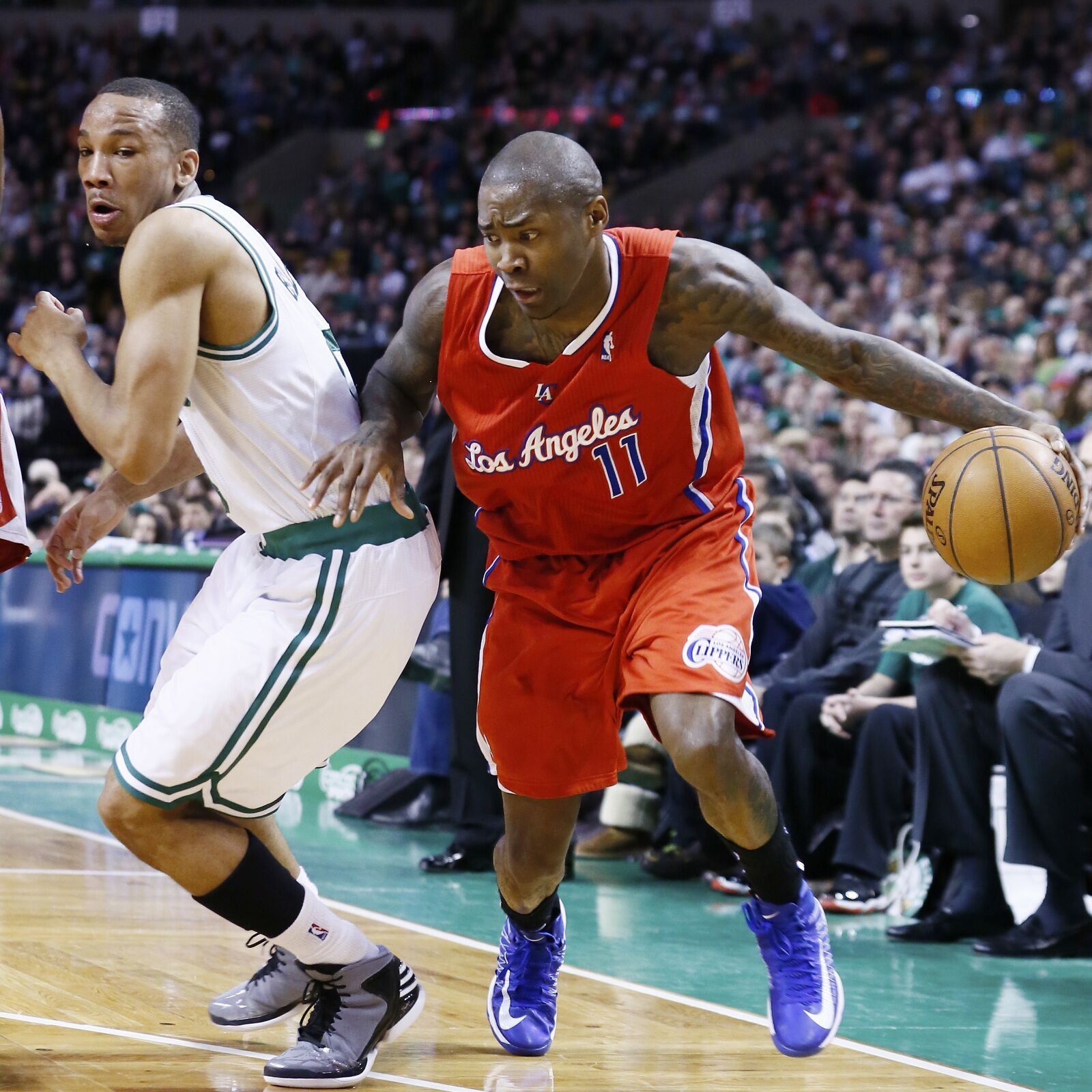 18f32f4f5 Lakers Rumors  Los Angeles is interested in Jamal Crawford