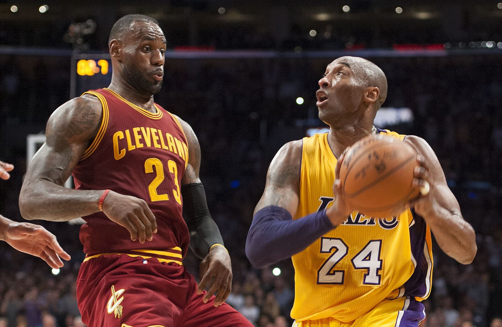 ecb934f06fa5 Lakers Rumors  Kobe Bryant paved way for LeBron James to Lakers