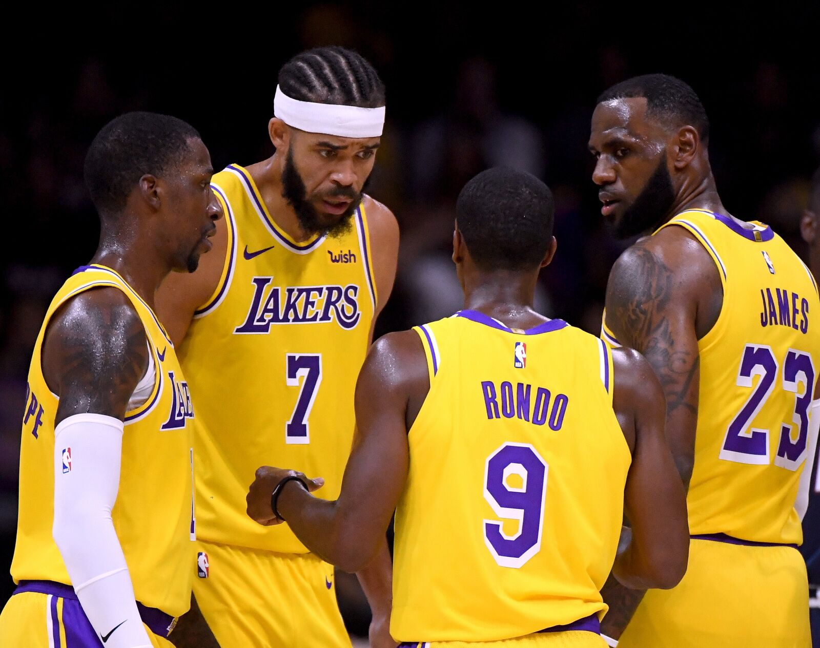 lakers roster 2020 20 roster