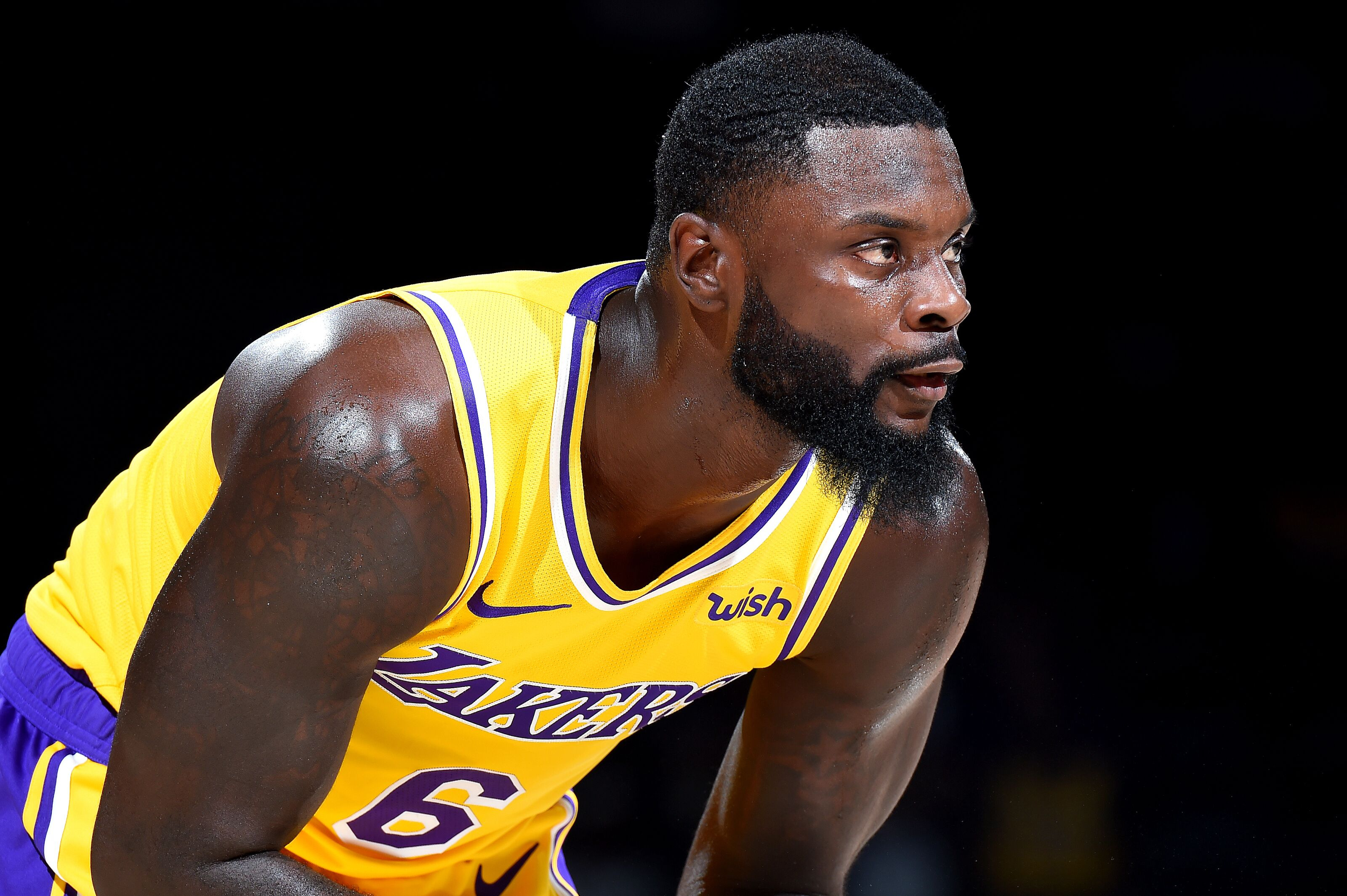 Los Angeles Lakers  Lance Stephenson has a lot left in the tank f27dfb47b