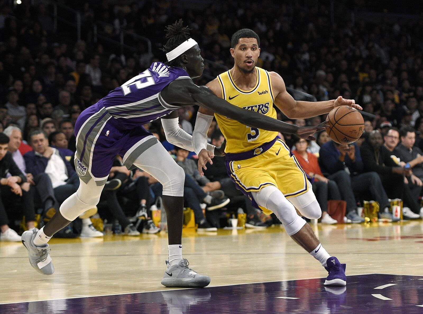 f9c4169fb16 Los Angeles Lakers  Josh Hart is legitimate part of the young core