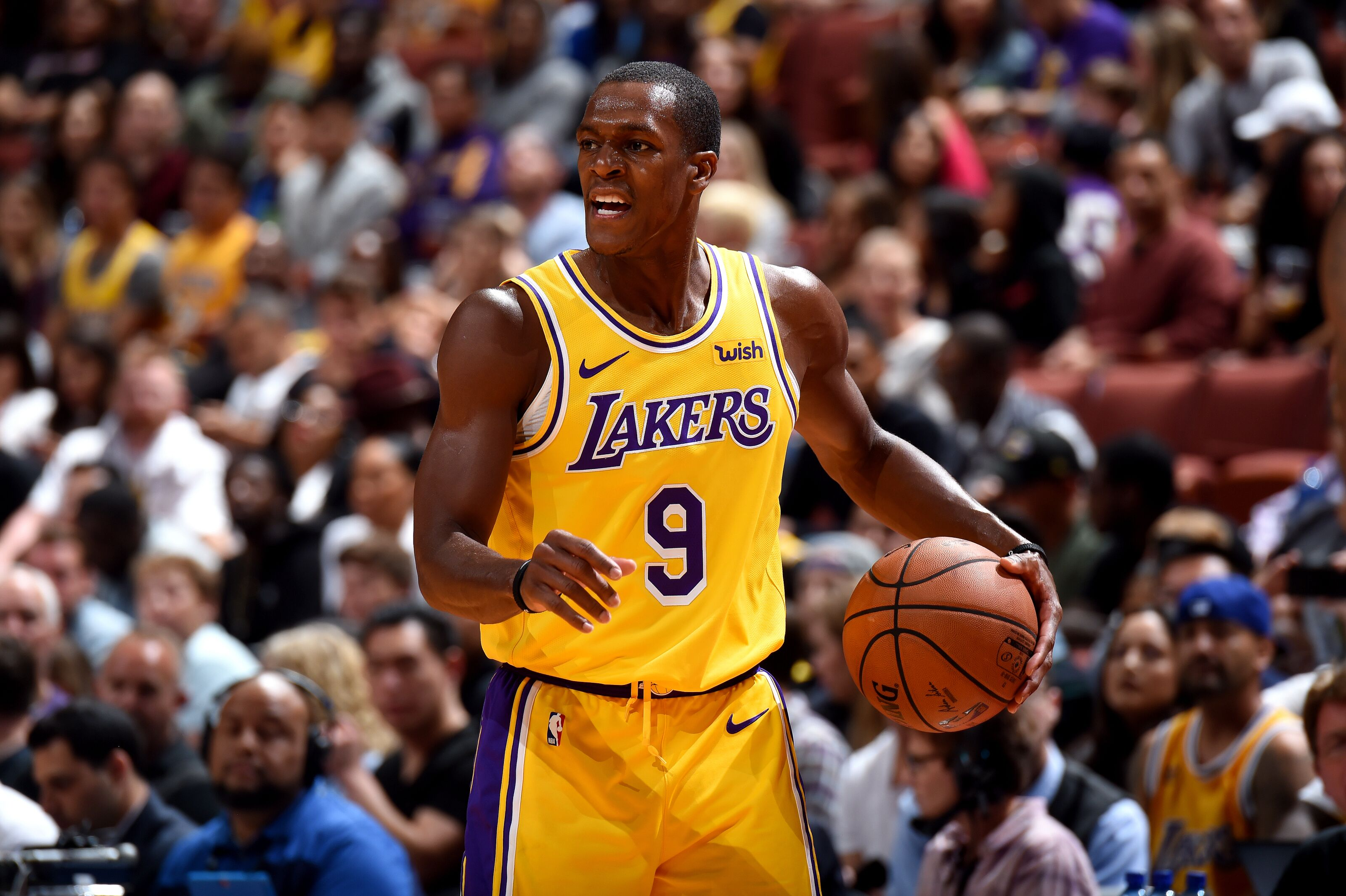 729b0bee5921 Los Angeles Lakers  Rajon Rondo may have paid a huge price