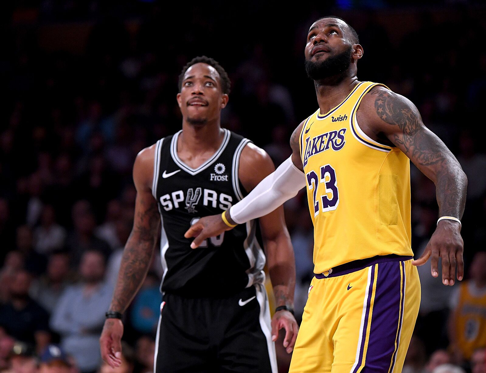 514bb3fe2f8 Los Angeles Lakers  5 Takeaways from overtime loss to Spurs
