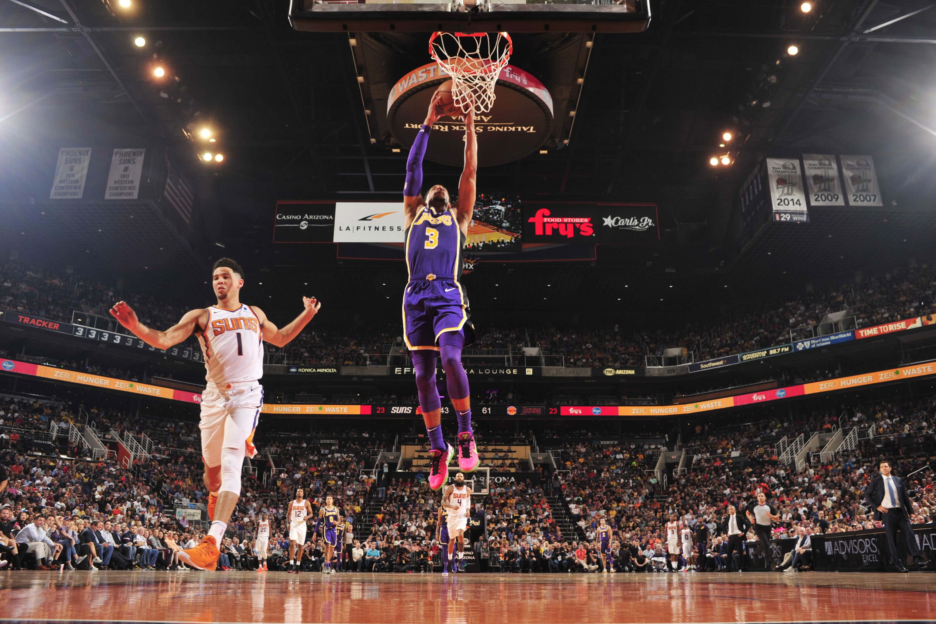 Los Angeles Lakers What kinda of cieling does Josh Hart have