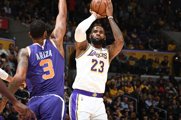 baae9a8282a Los Angeles Lakers  3 takeaways from first 23 games of season - Page 4