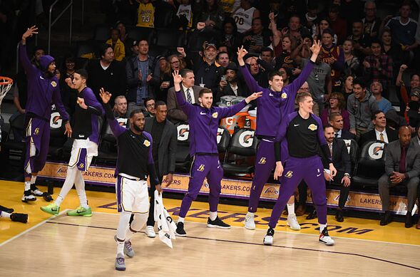 11912bd0a63 Los Angeles Lakers  3 takeaways from first 23 games of season