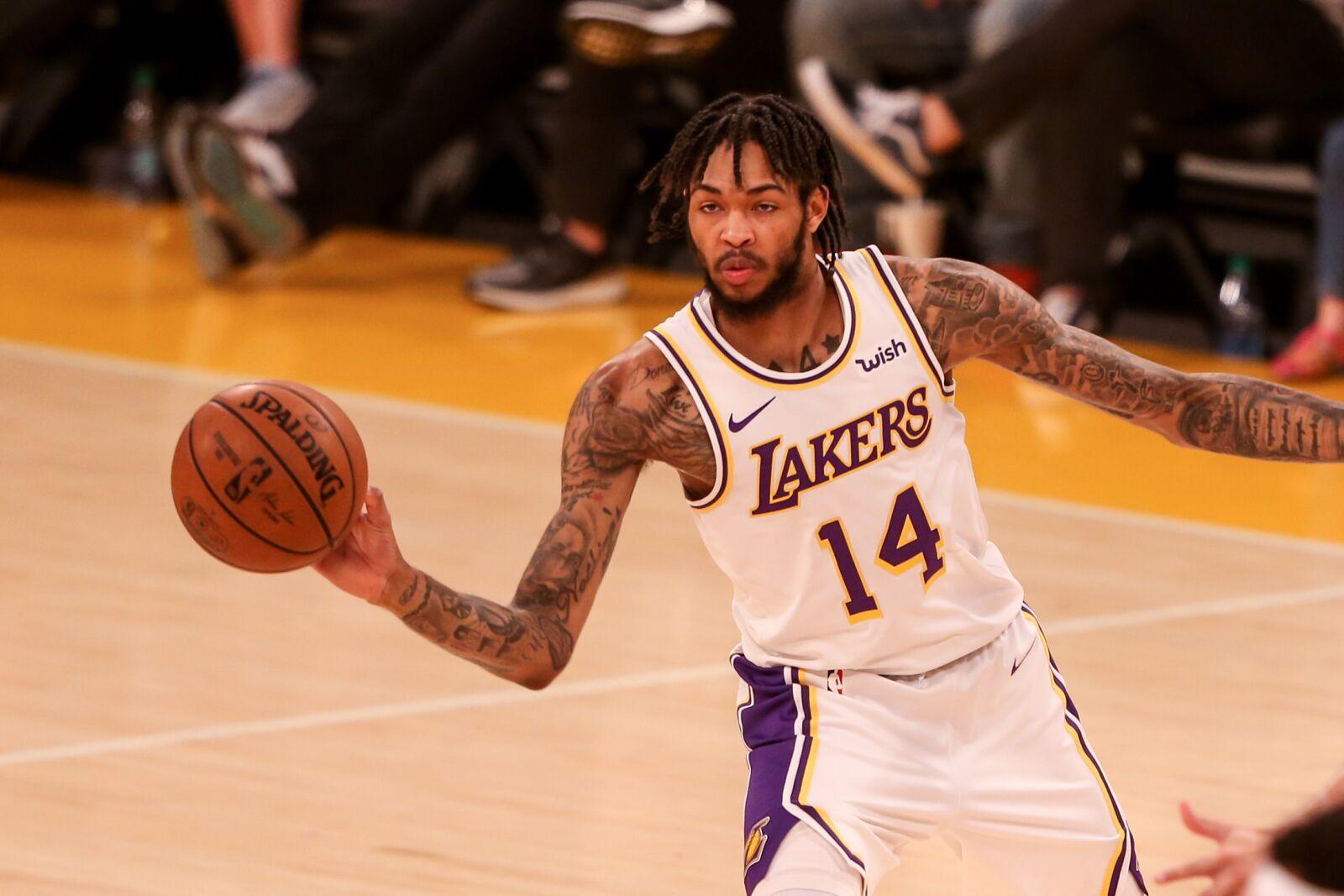 1446271ca66 Los Angeles Lakers better not trade Brandon Ingram