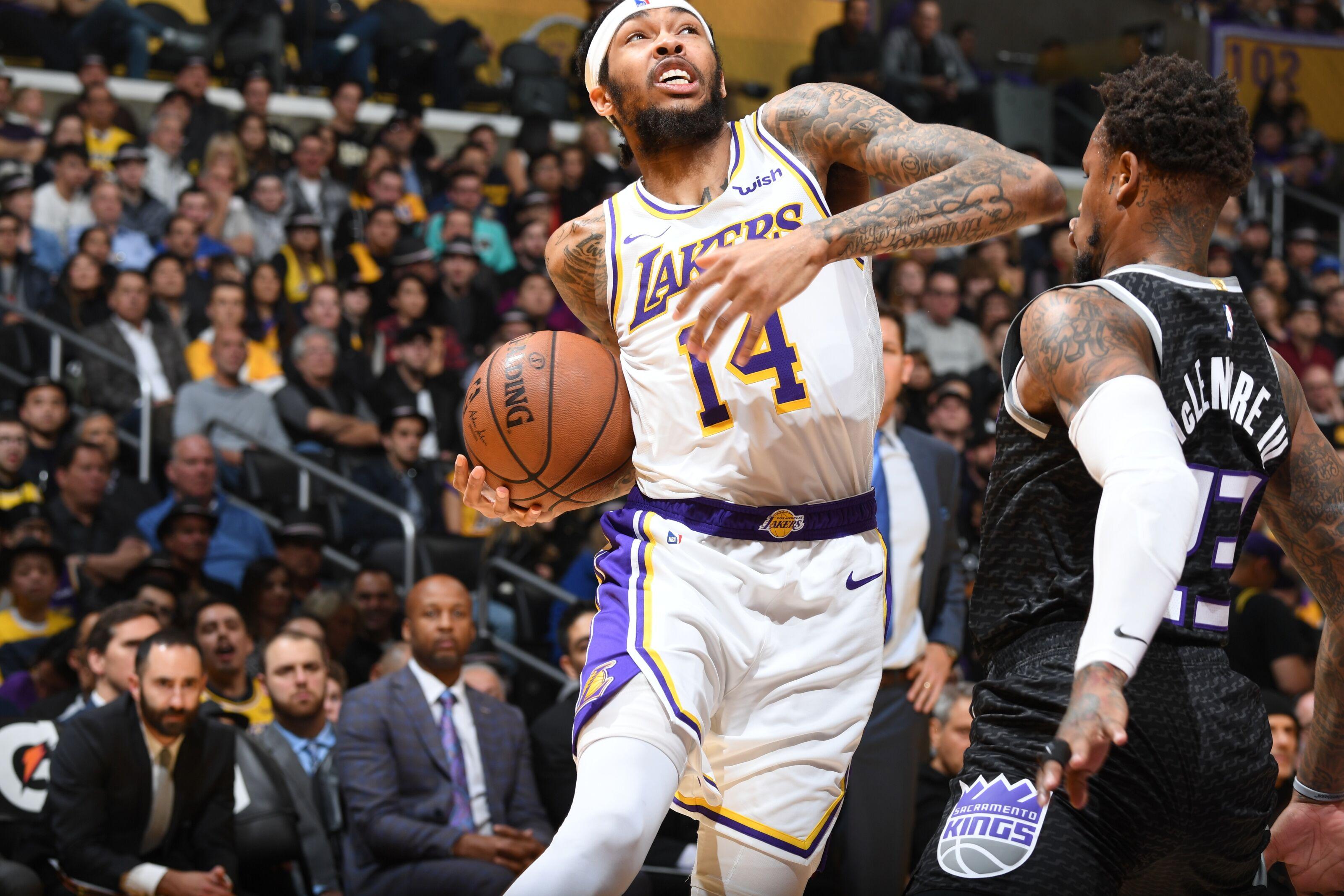 91657657162 Los Angeles Lakers  Brandon Ingram shines against Sacramento Kings
