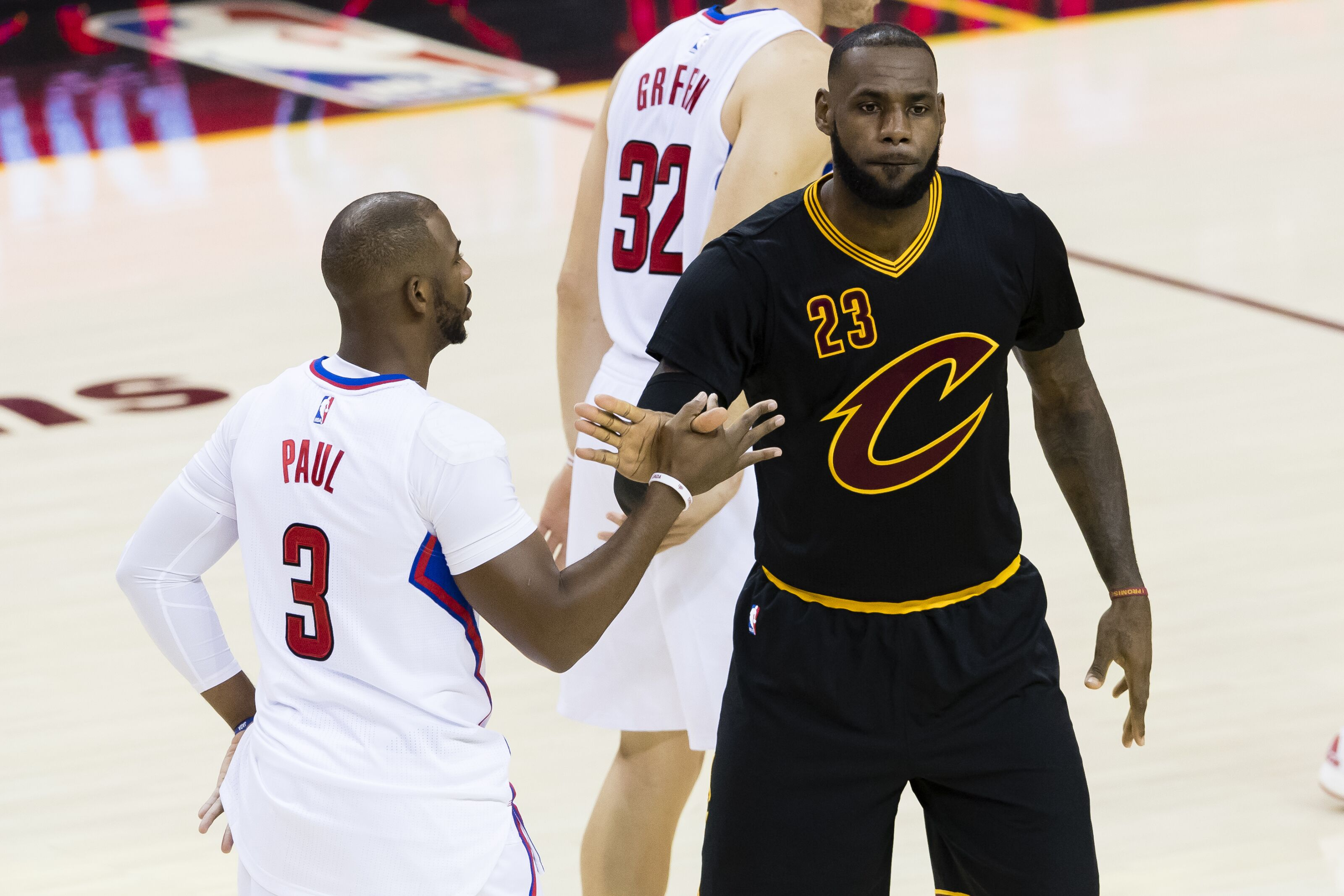 2f12870e67e Lakers Rumors: LeBron James could bring Chris Paul with him to L.A.