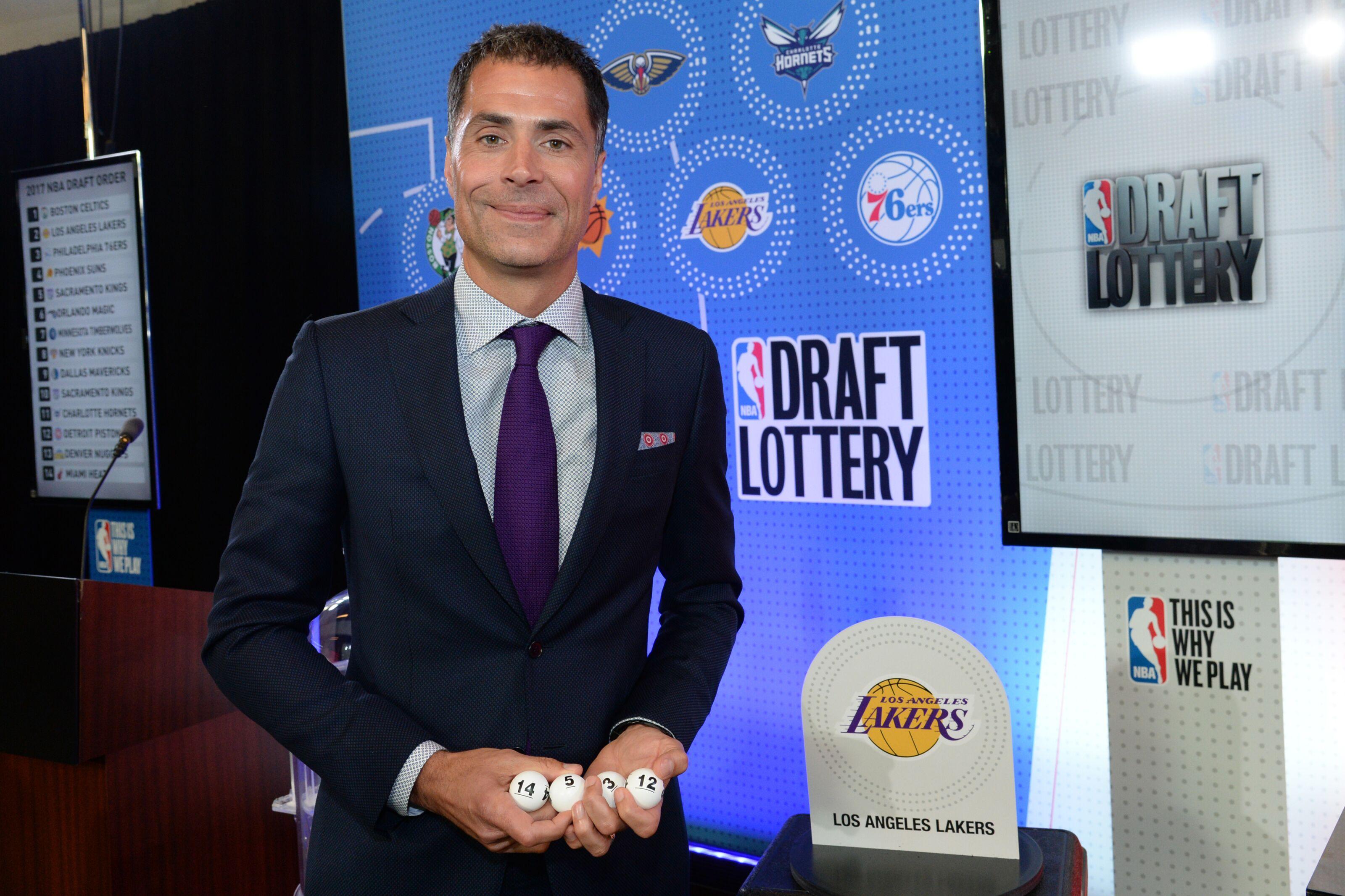 7e3872cbb Los Angeles Lakers  Their 2018 NBA Draft Lottery odds