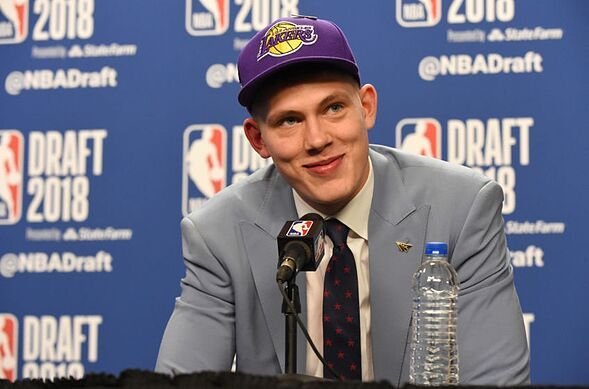 3282fc641 Los Angeles Lakers  3 Players they should have taken over Moe Wagner