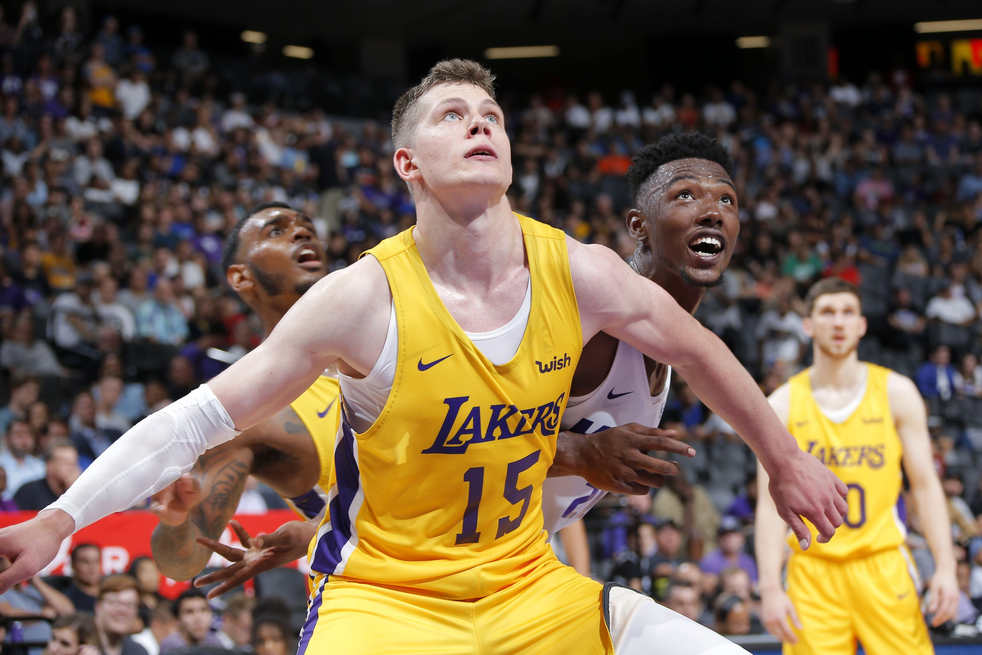 62c0e8edc5b Los Angeles Lakers: 5 things to look for during preseason
