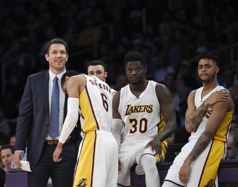 2017–18 Los Angeles Lakers season