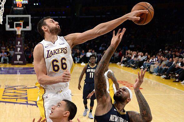 Los Angeles Lakers: 3 standouts vs New Orleans Pelicans