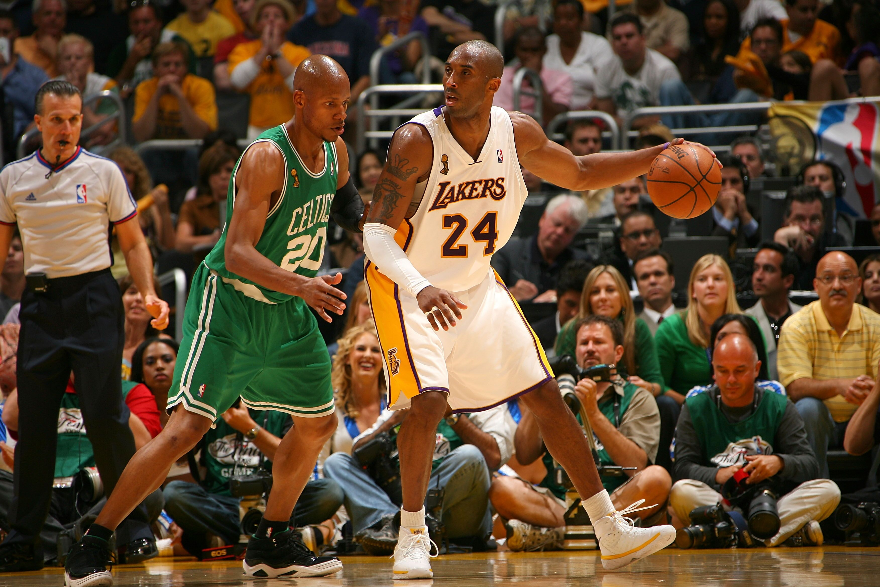Kobe Bryant: 5 greatest games against the Boston Celtics