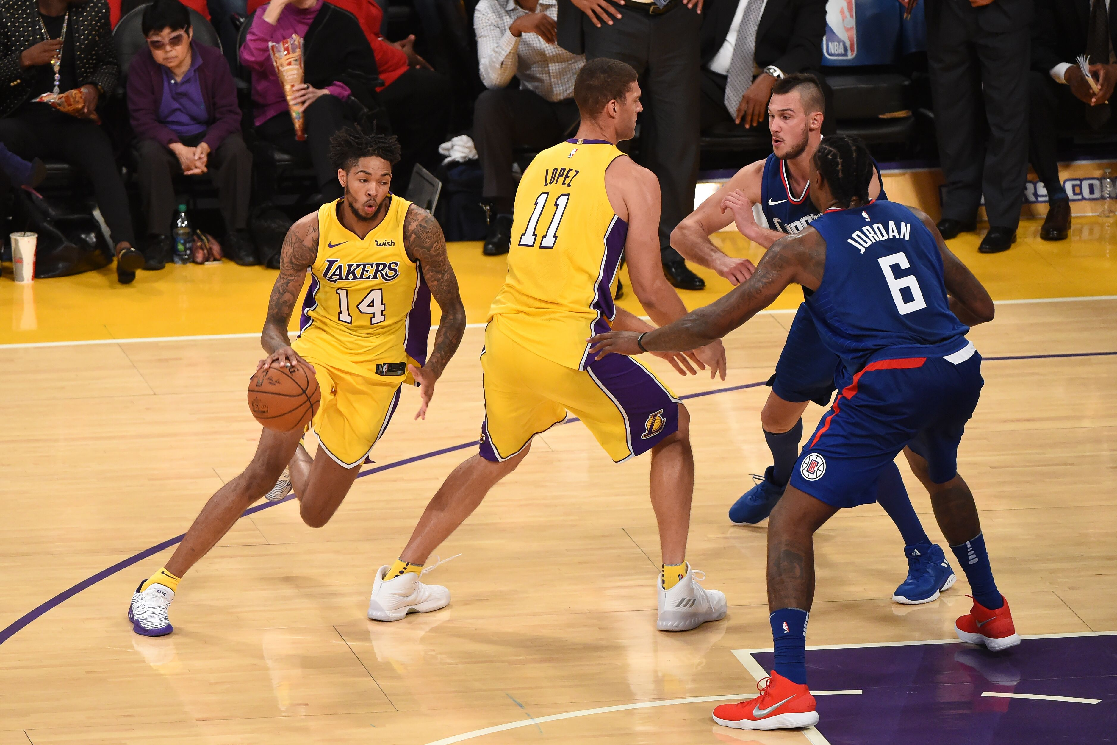 3f718e450 Los Angeles Lakers vs Los Angeles Clippers  How to watch and listen