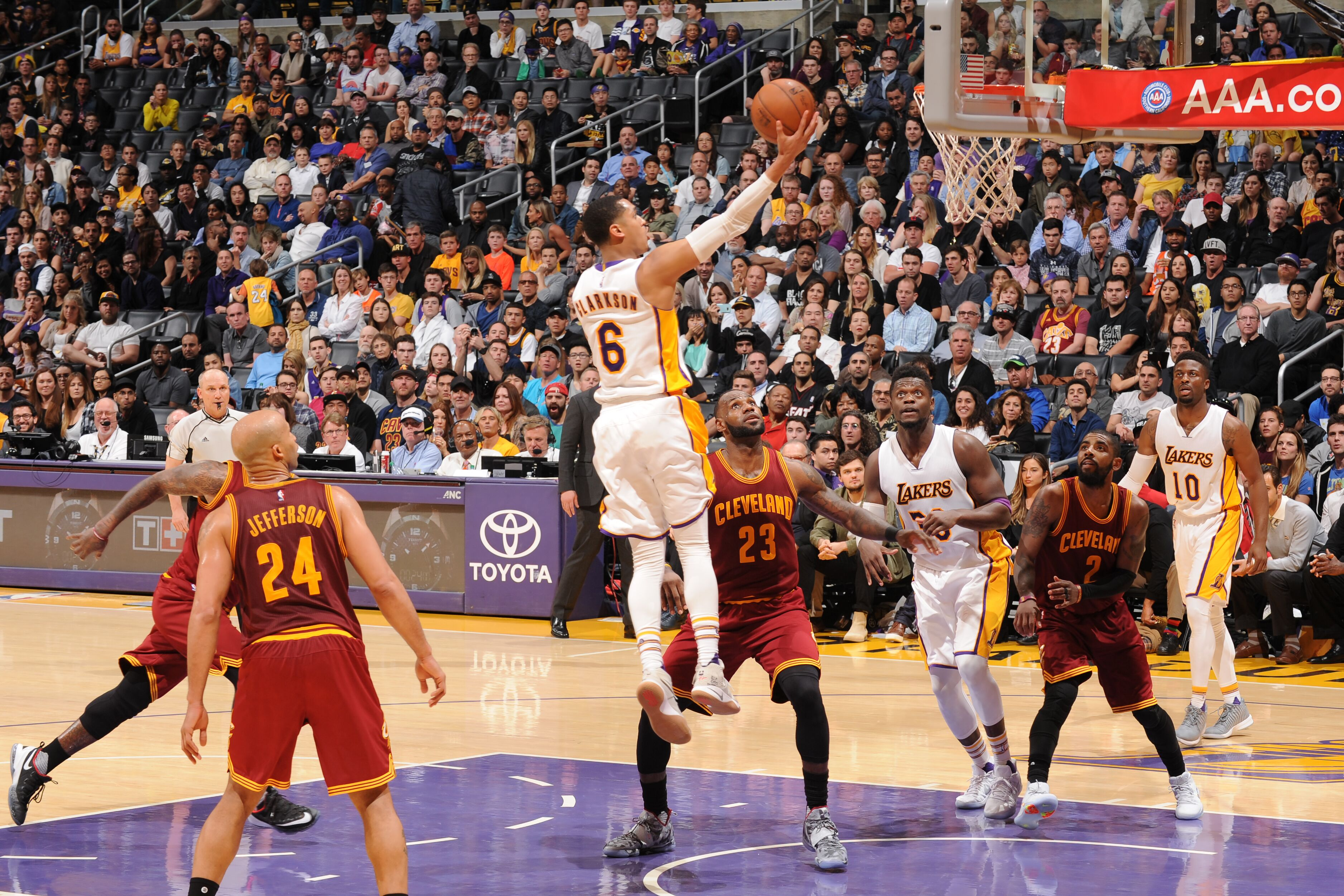 lakers-cavaliers - photo #50