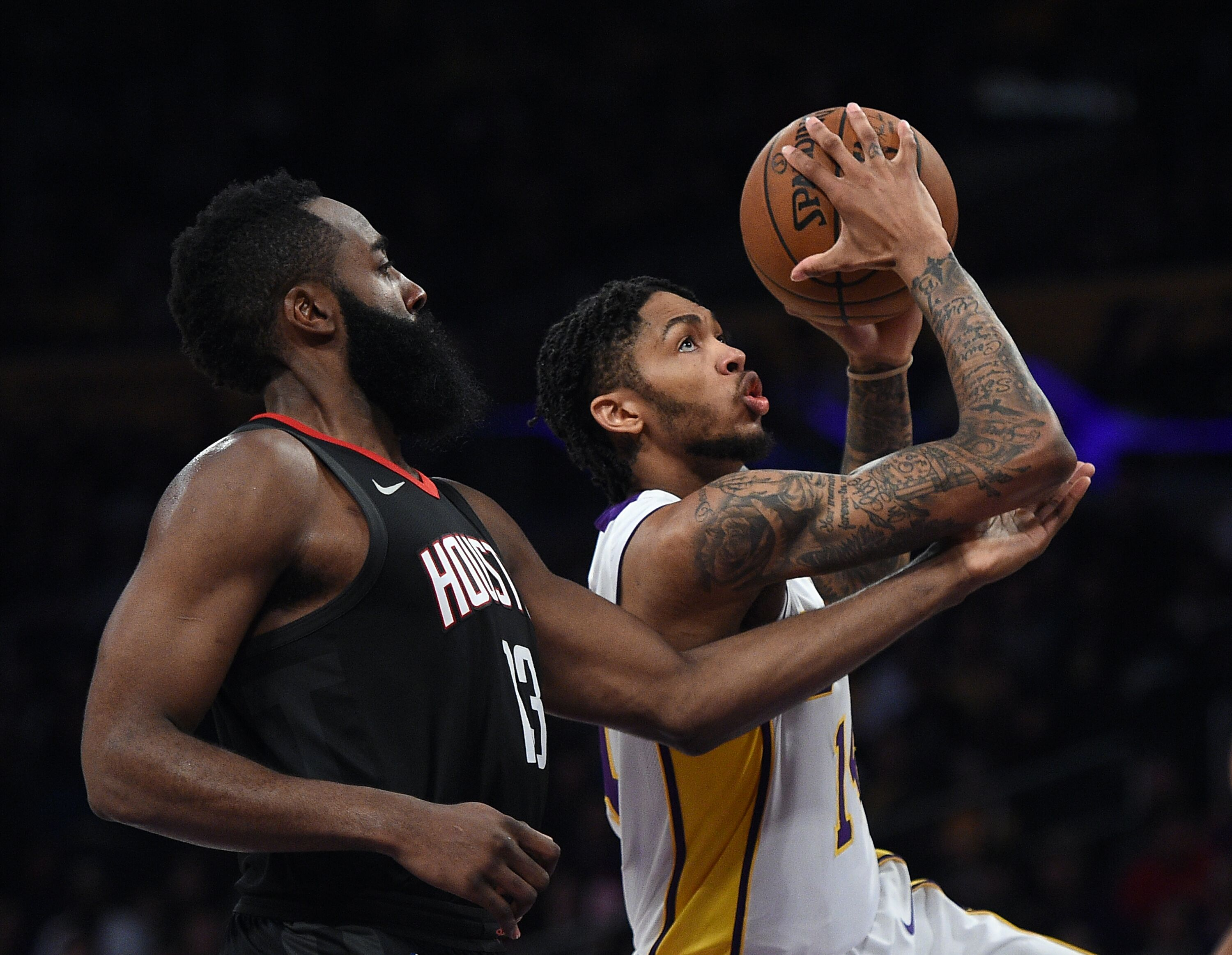 7552c8697 Los Angeles Lakers  How to watch vs Houston Rockets